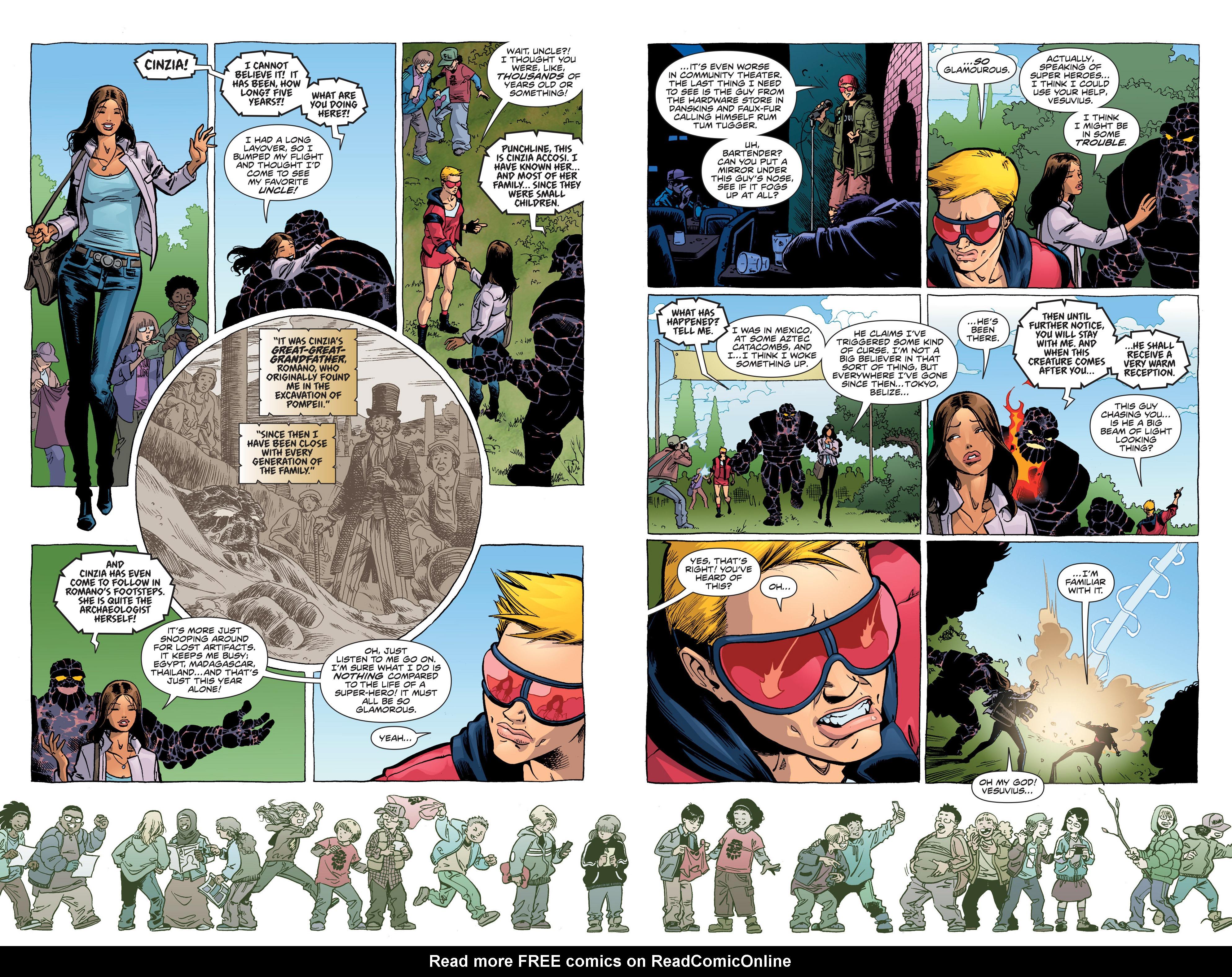 Read online Secret Identities comic -  Issue #4 - 6