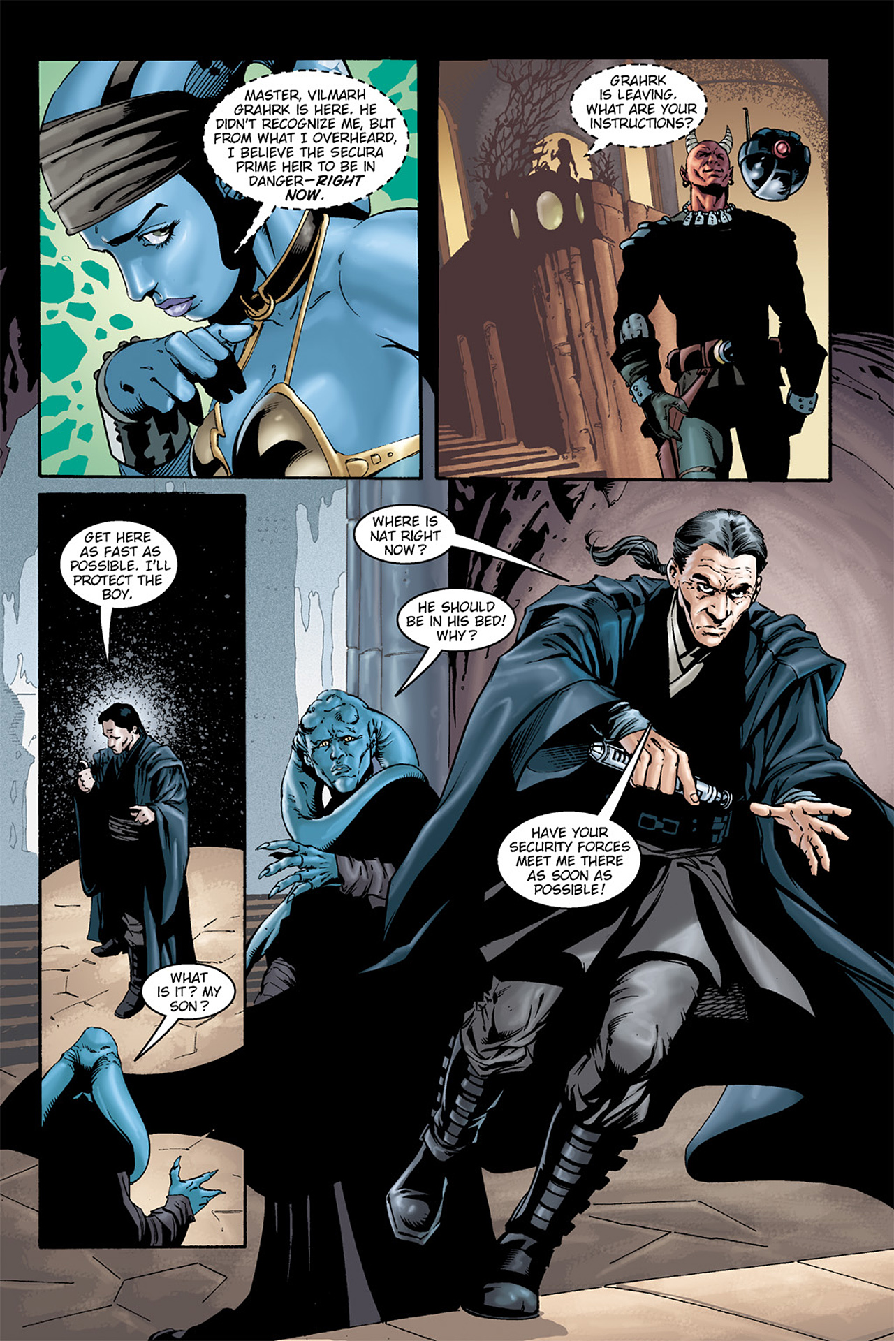 Read online Star Wars Omnibus comic -  Issue # Vol. 15.5 - 144