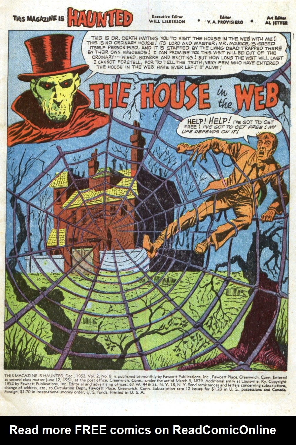 Read online This Magazine Is Haunted comic -  Issue #8 - 3