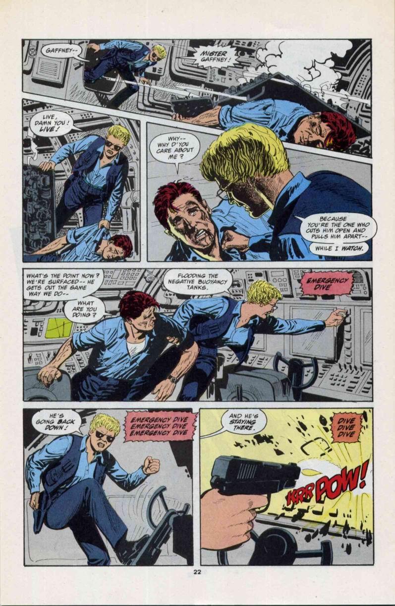 Read online Doctor Zero comic -  Issue #6 - 24