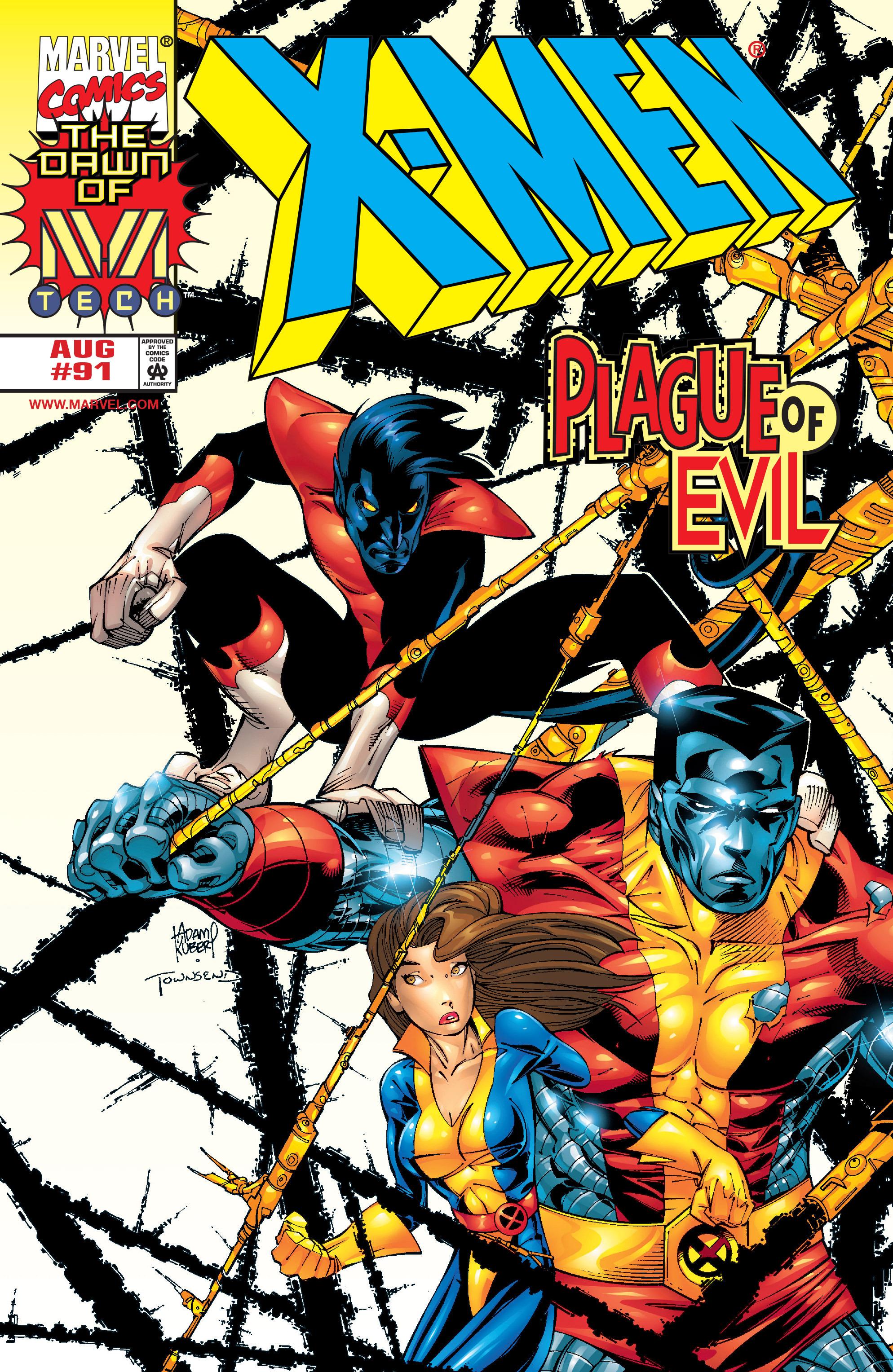 X-Men (1991) 91 Page 0