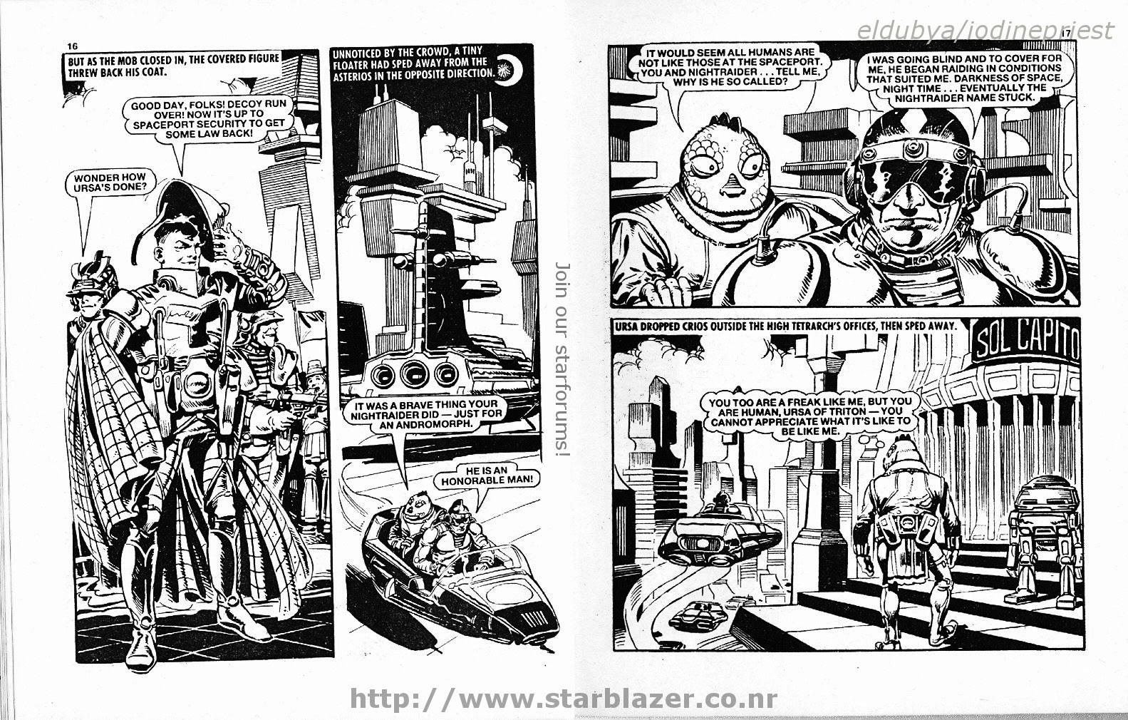 Starblazer issue 172 - Page 10