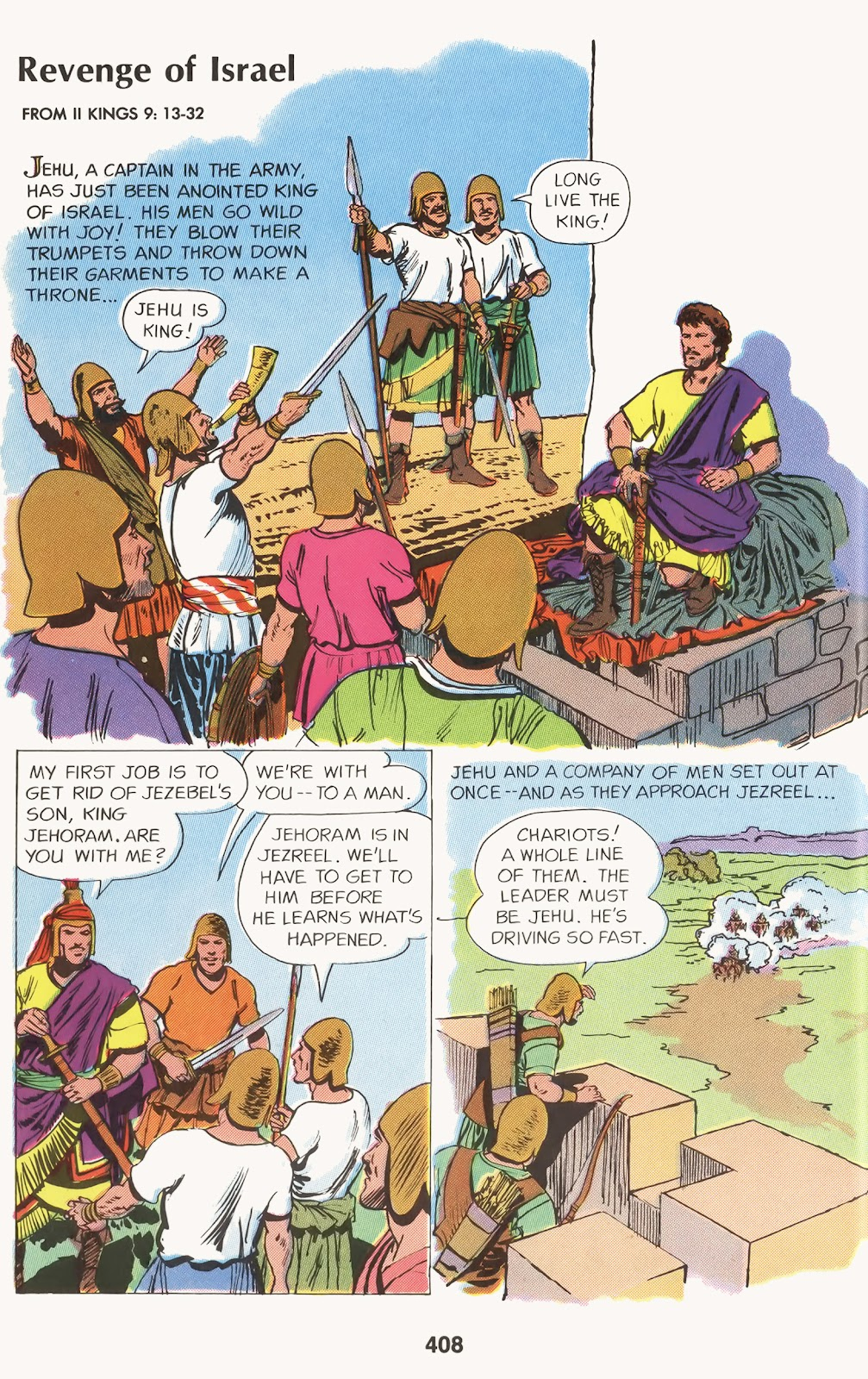The Picture Bible issue TPB (Part 5) - Page 11