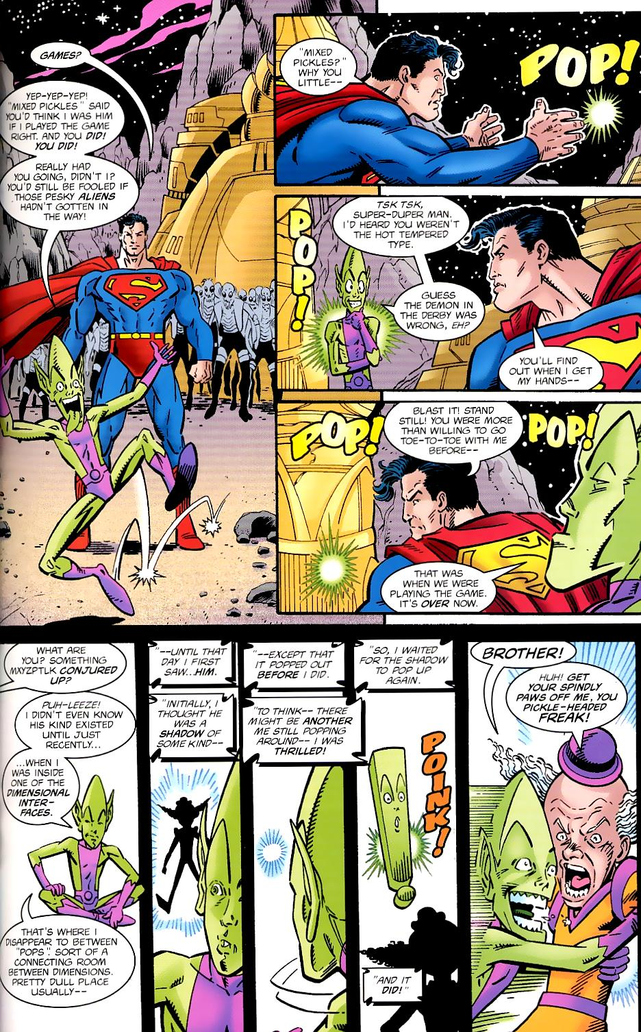 Read online Silver Surfer/Superman comic -  Issue # Full - 31