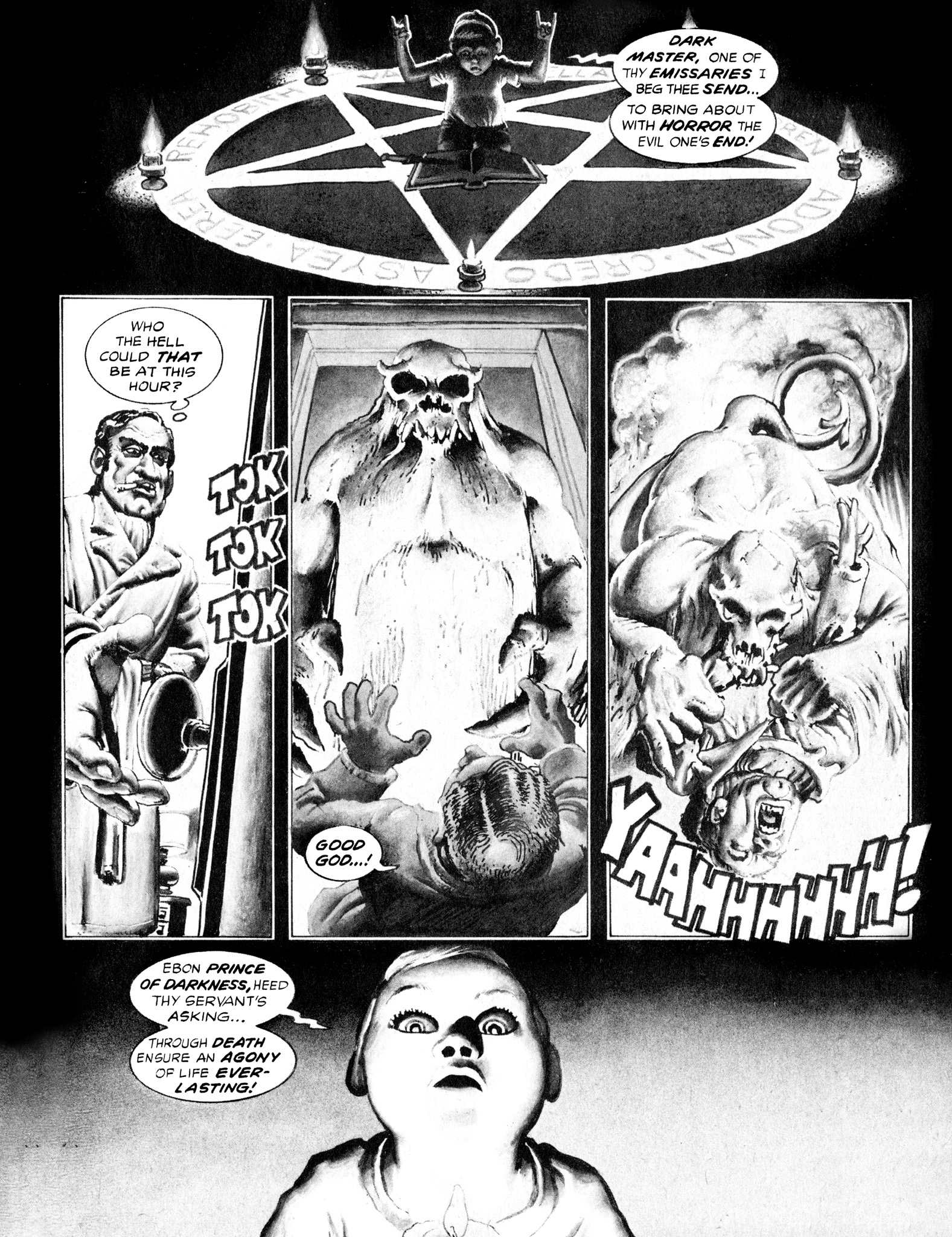 Read online Eerie Archives comic -  Issue # TPB 18 - 44