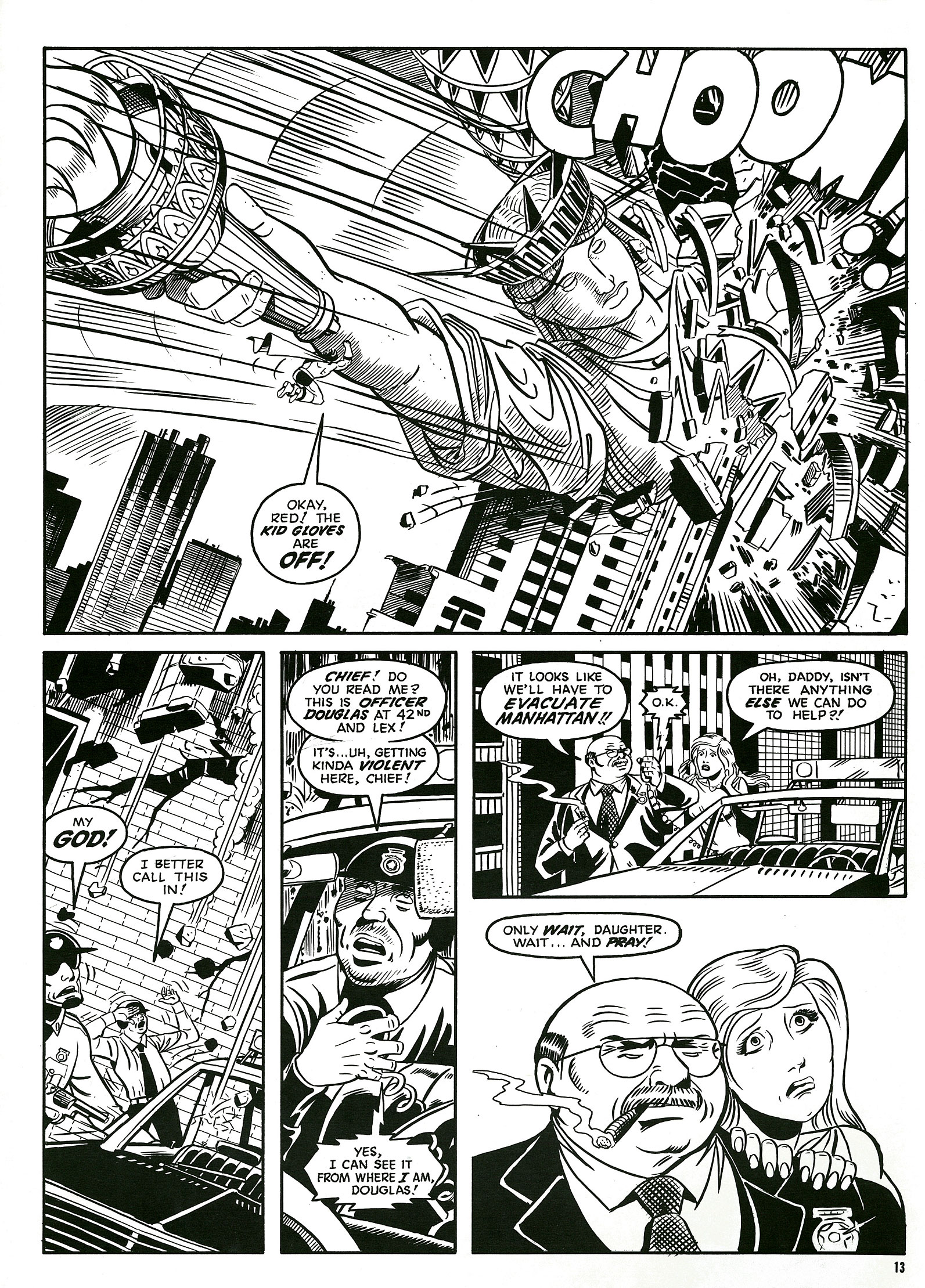 Read online Destroy!! comic -  Issue # Full - 15