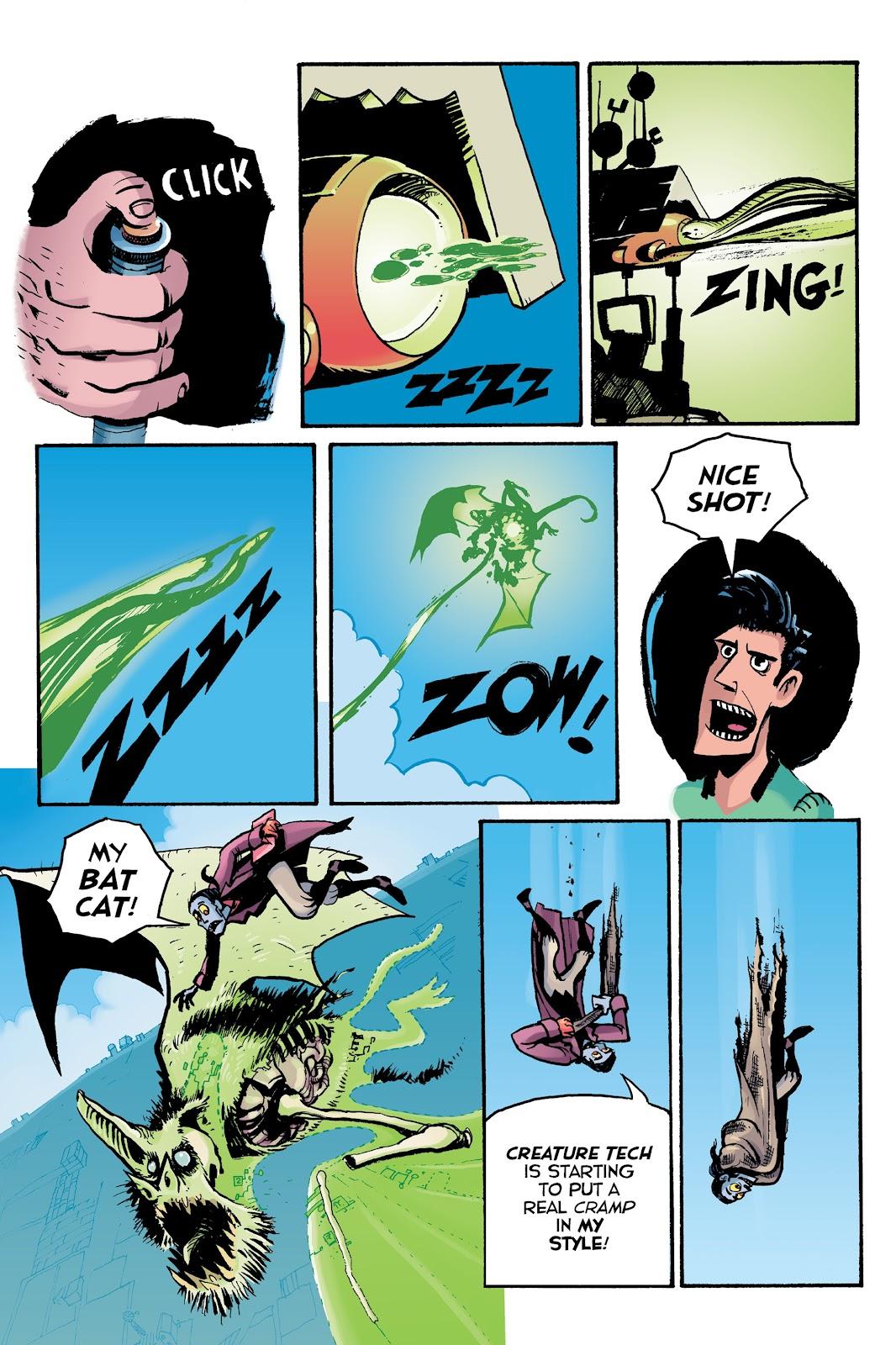 Read online Creature Tech (2019) comic -  Issue # TPB (Part 2) - 20