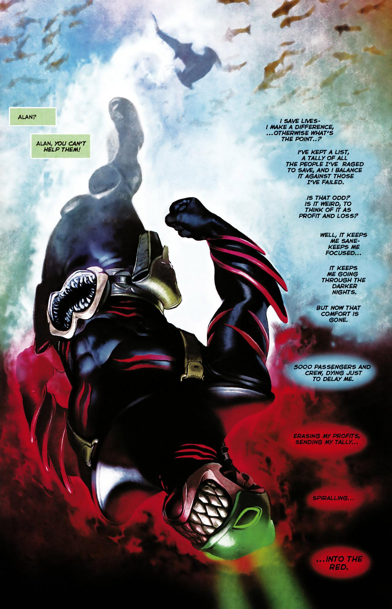 Read online Shark-Man comic -  Issue #1 - 13