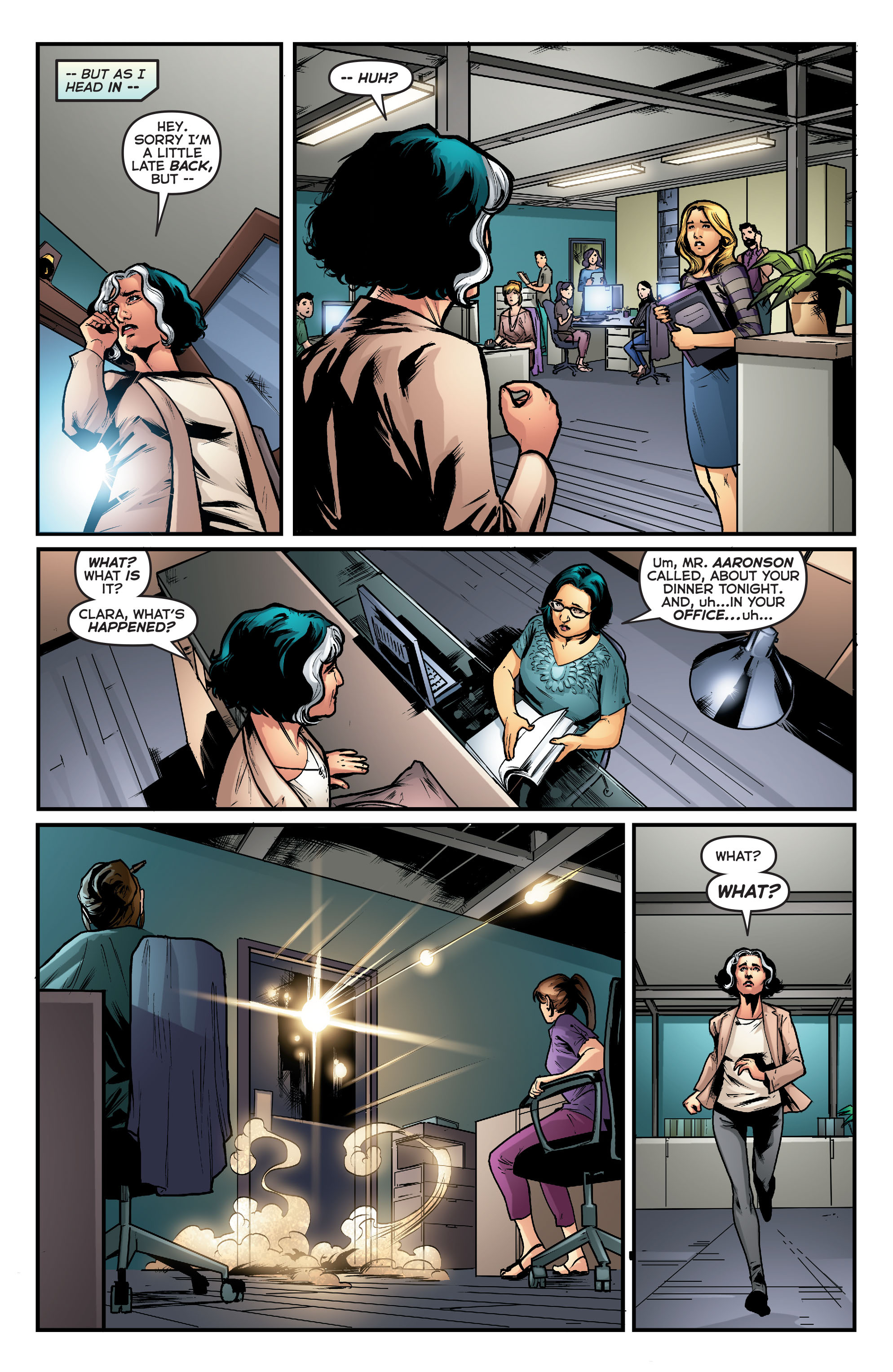 Read online Astro City comic -  Issue #39 - 12