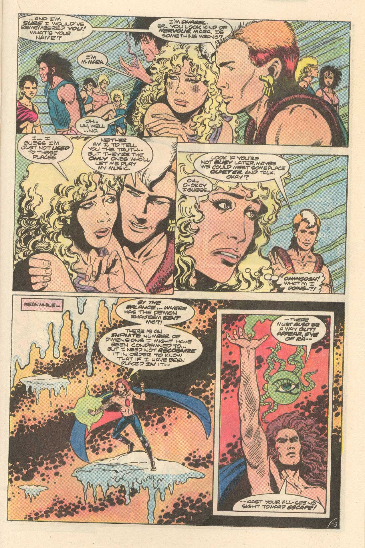 Read online Arion, Lord of Atlantis comic -  Issue #35 - 16