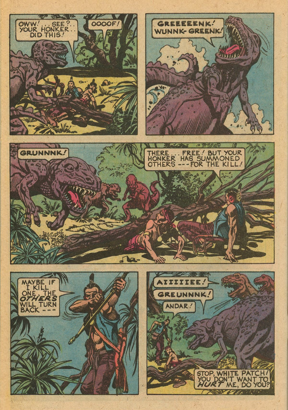 Read online Turok, Son of Stone comic -  Issue #115 - 48