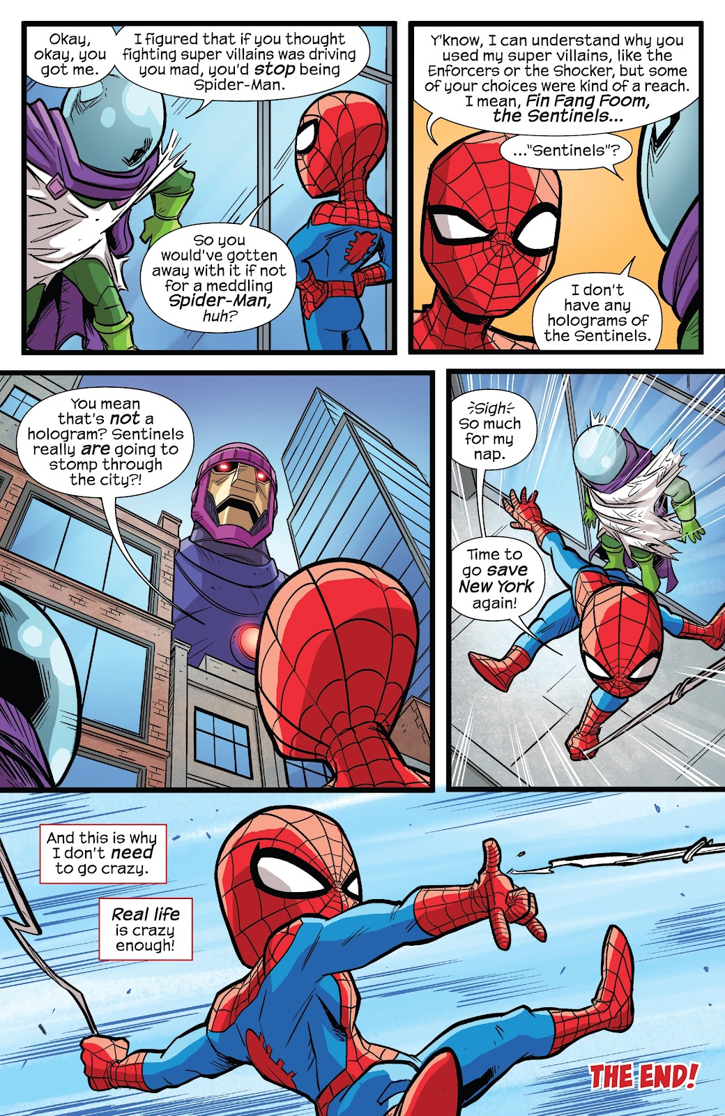 Read online Marvel Super Hero Adventures: Spider-Man – Web Designers comic -  Issue # Full - 21