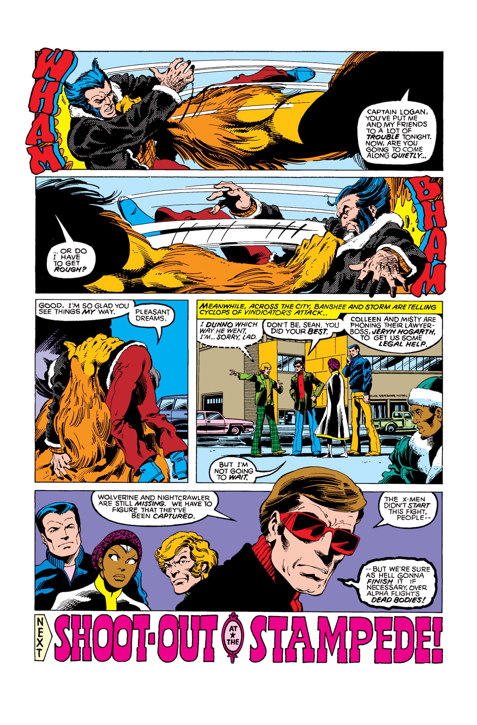 Uncanny X-Men (1963) 120 Page 17