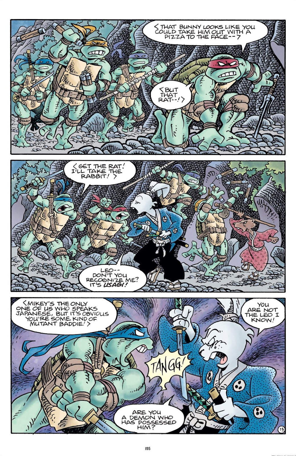 Read online Teenage Mutant Ninja Turtles: The IDW Collection comic -  Issue # TPB 9 (Part 2) - 94