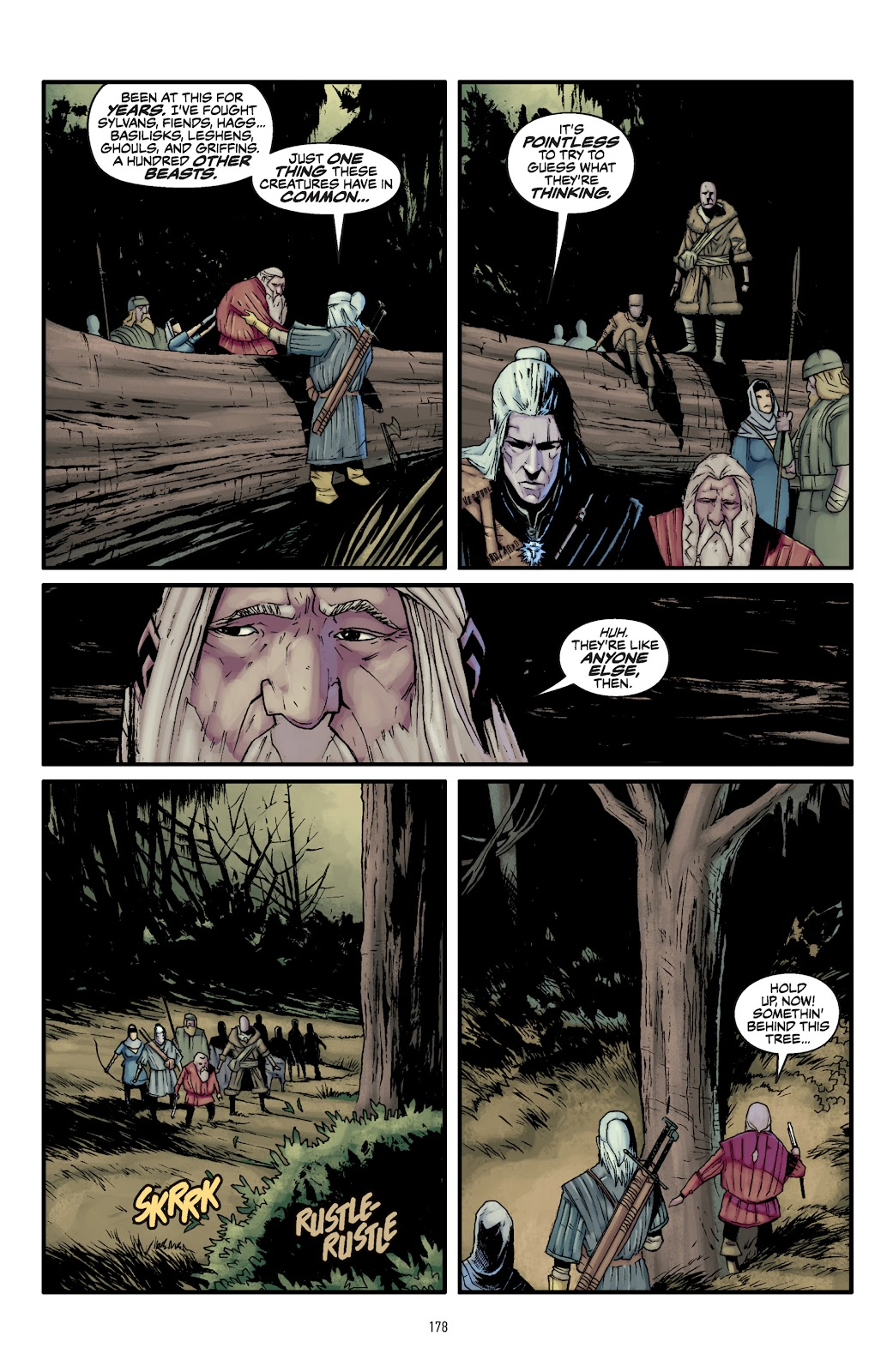Read online The Witcher Omnibus comic -  Issue # TPB (Part 2) - 78
