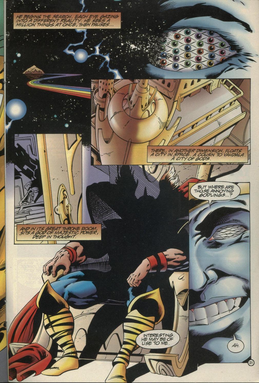 Read online Godwheel comic -  Issue #1 - 24