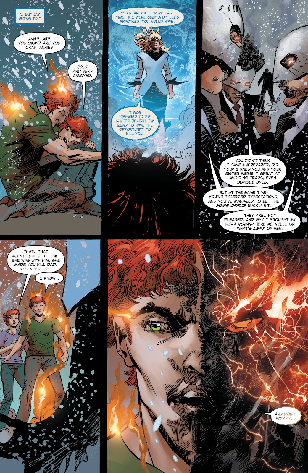 Read online The Curse of Brimstone: Ashes comic -  Issue # TPB (Part 2) - 37
