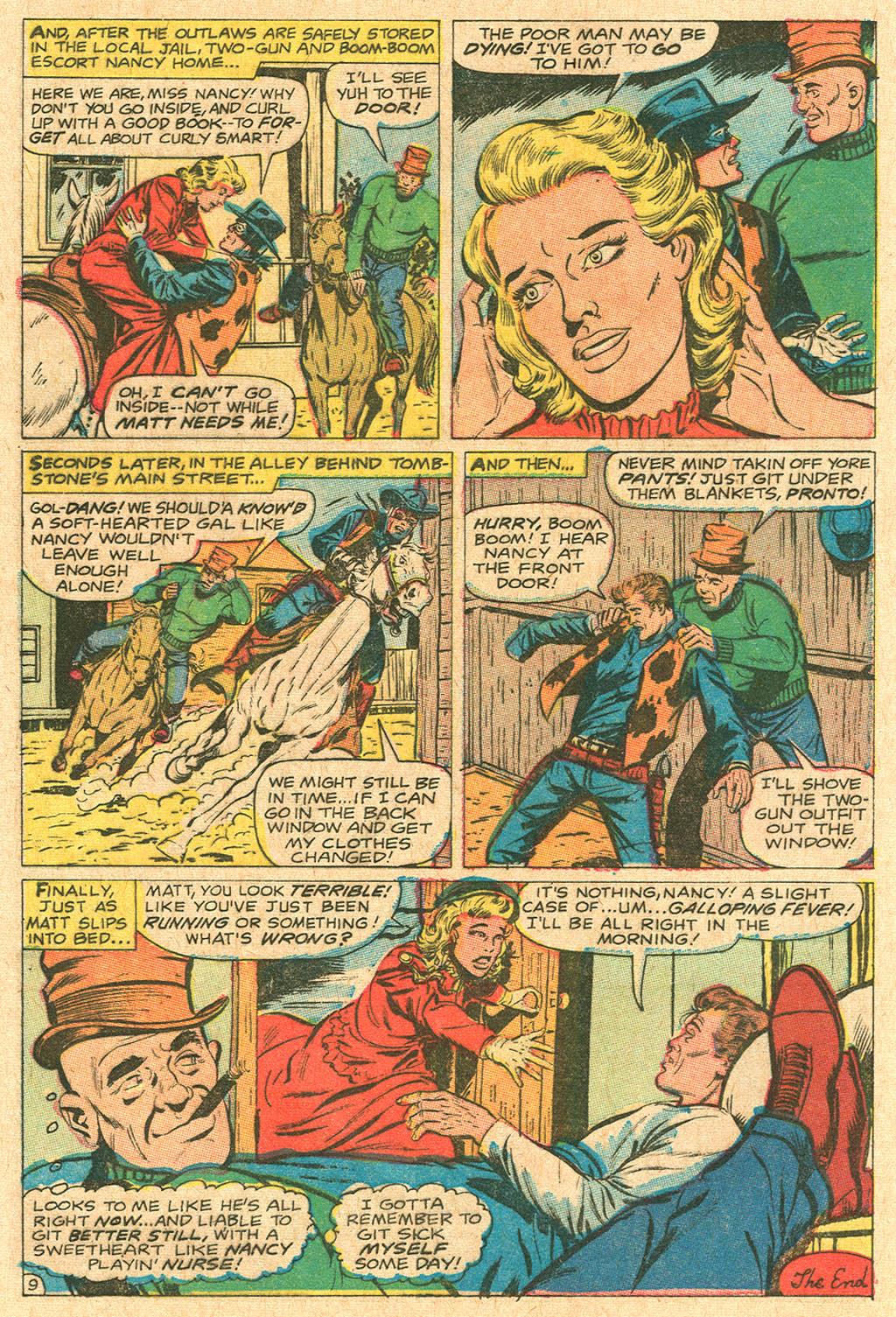Read online Two-Gun Kid comic -  Issue #92 - 12