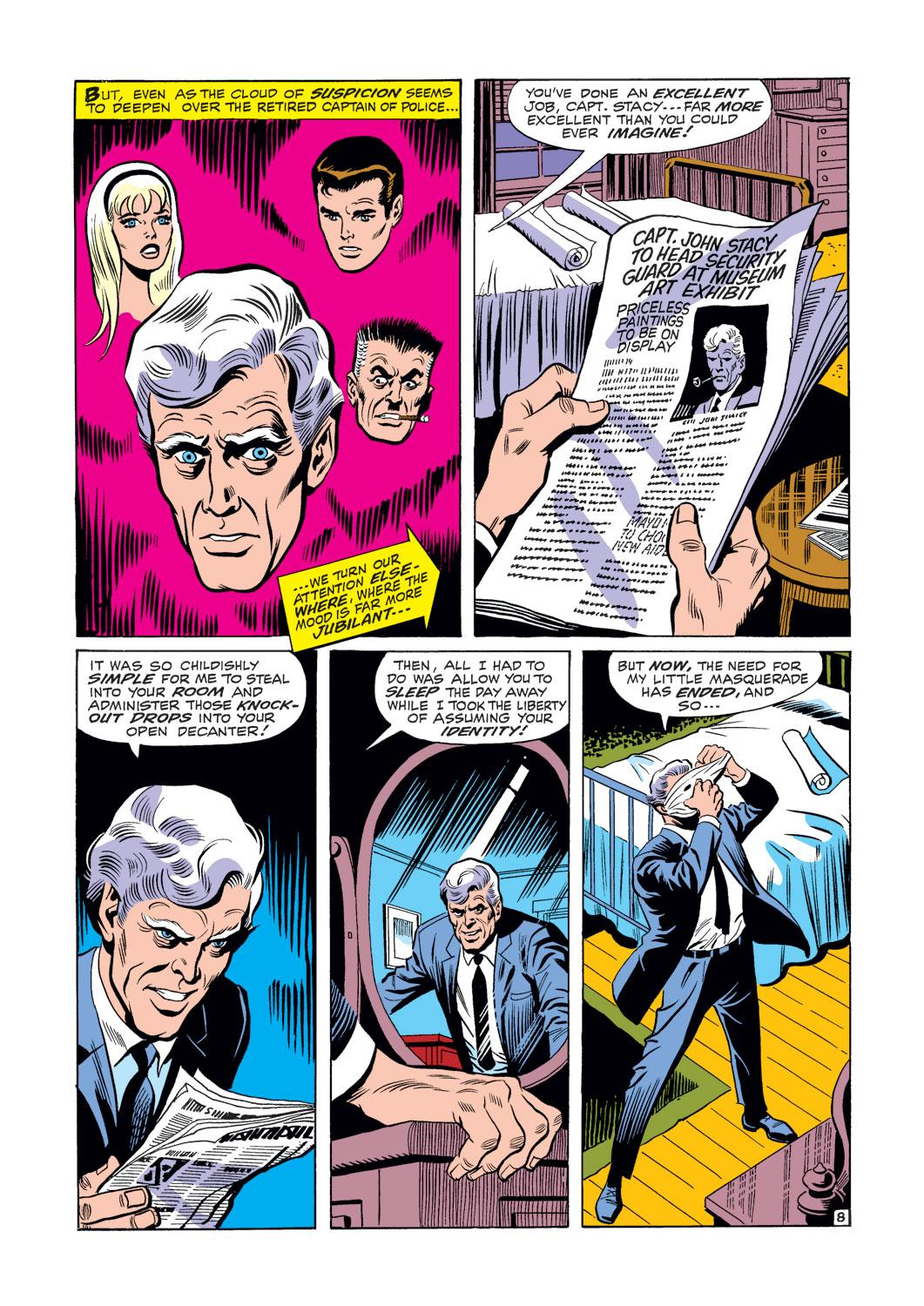 The Amazing Spider-Man (1963) 80 Page 8