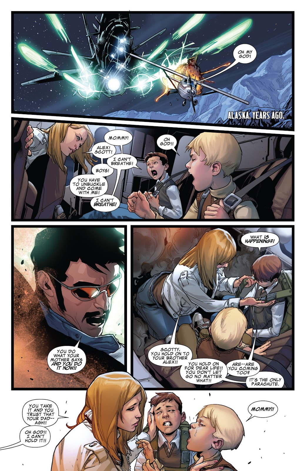Guardians of the Galaxy/All-New X-Men: The Trial of Jean Grey issue TPB - Page 63
