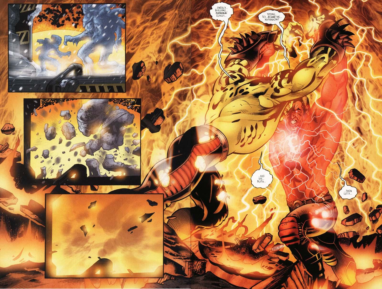 Read online Sigil (2000) comic -  Issue #29 - 7