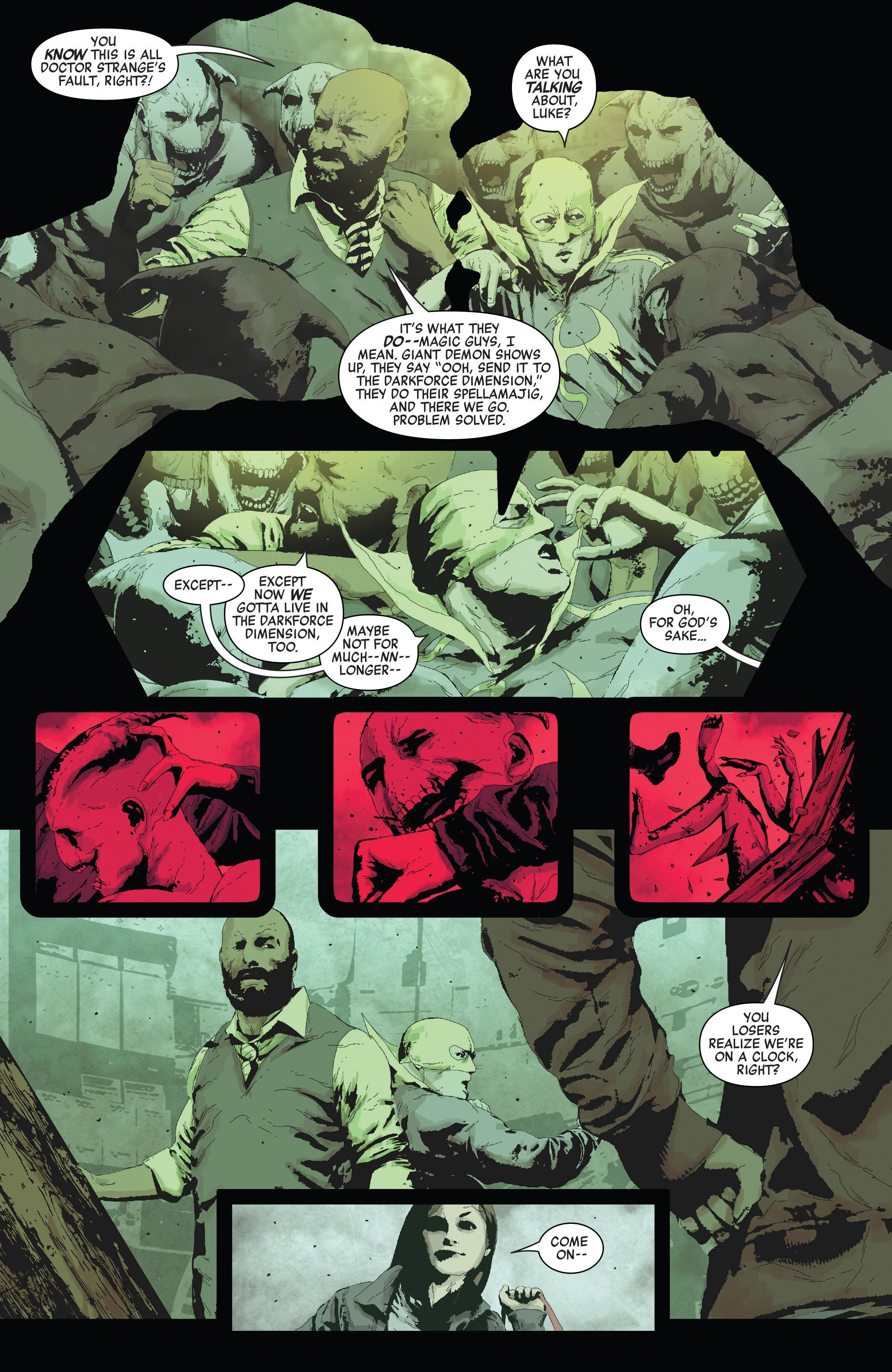 Read online Secret Empire comic -  Issue #2 - 8