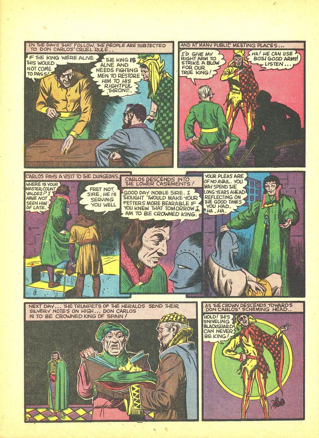 Read online Sensation (Mystery) Comics comic -  Issue #4 - 22