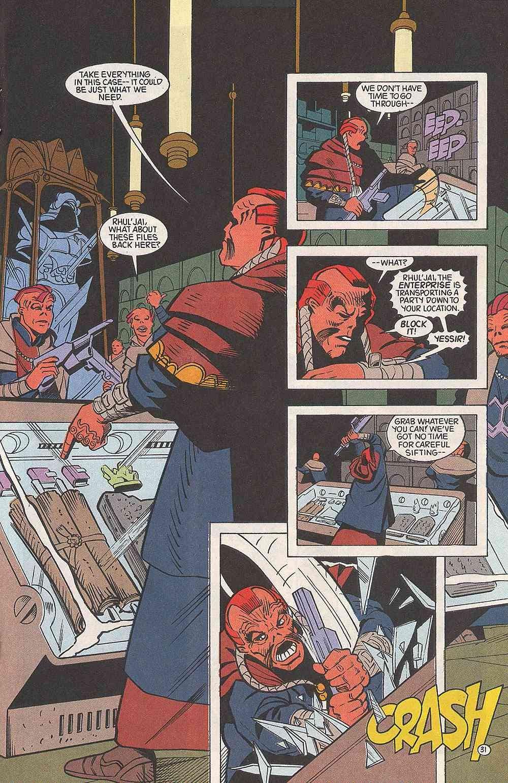 Read online Star Trek (1989) comic -  Issue # Annual 3 - 35