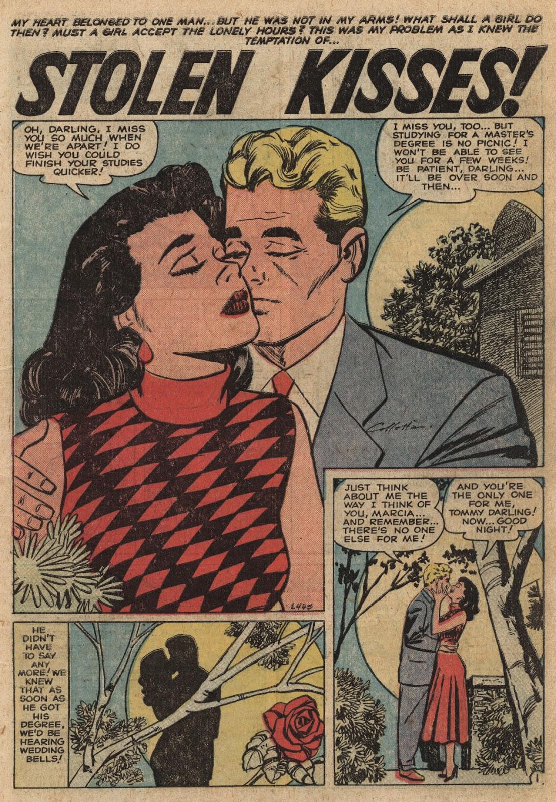 Love Romances (1949) issue 66 - Page 3