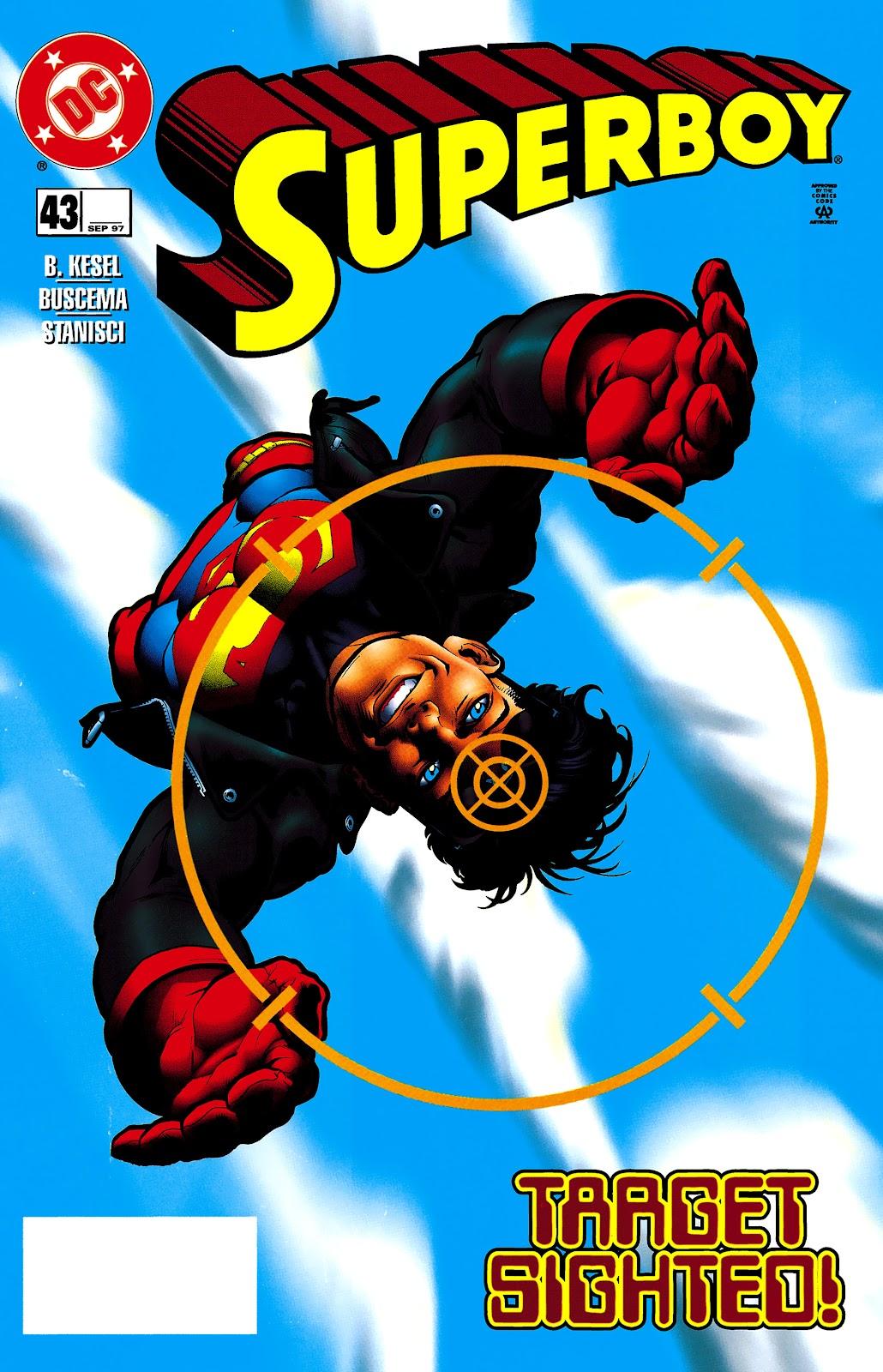 Superboy (1994) 43 Page 1