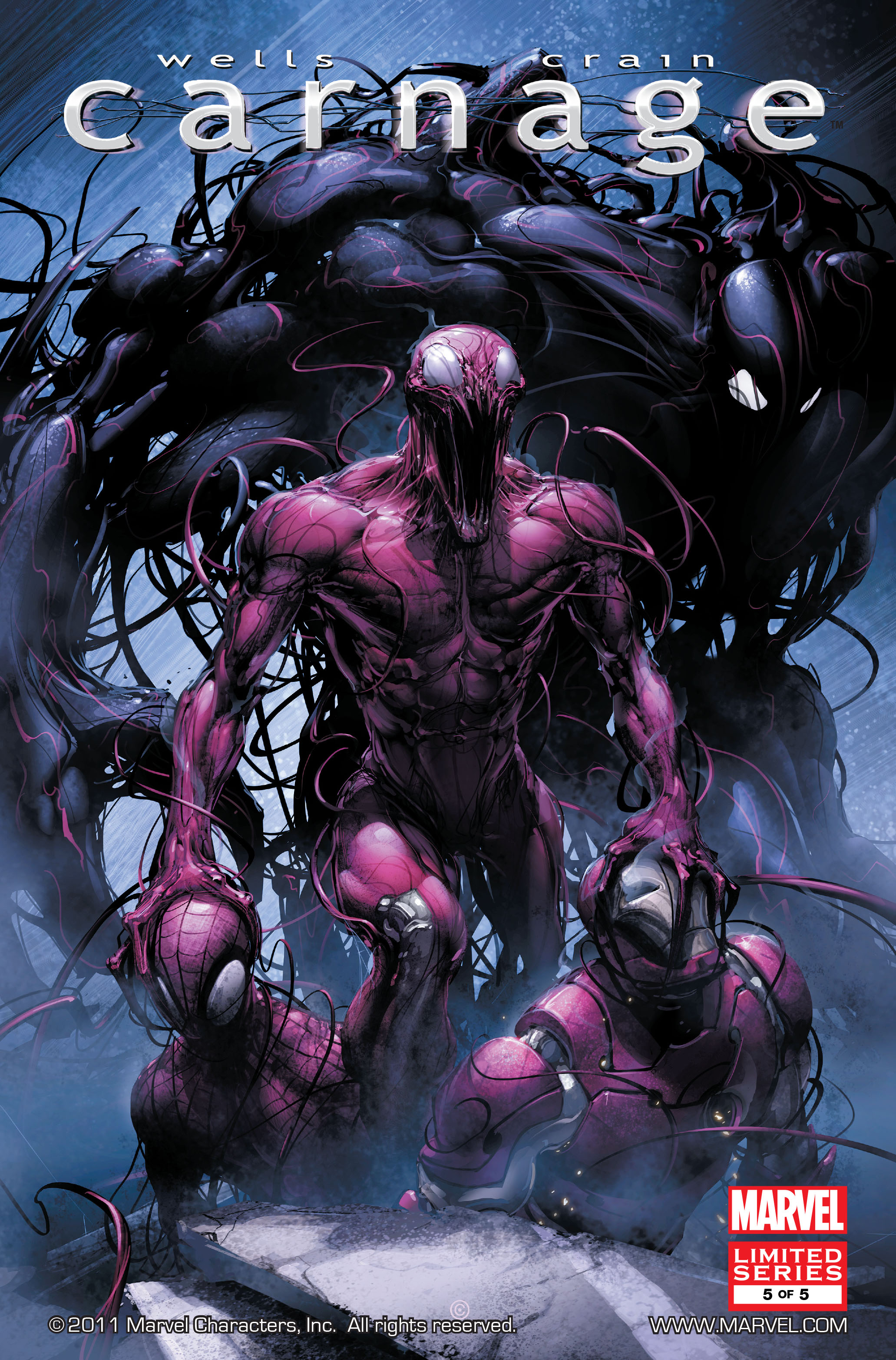 Carnage (2010) 5 Page 1