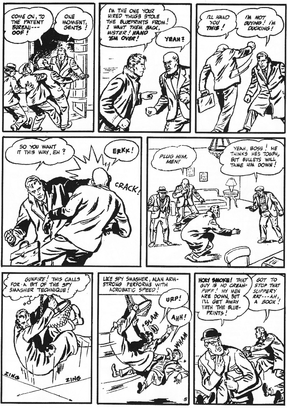 Read online Men of Mystery Comics comic -  Issue #75 - 56