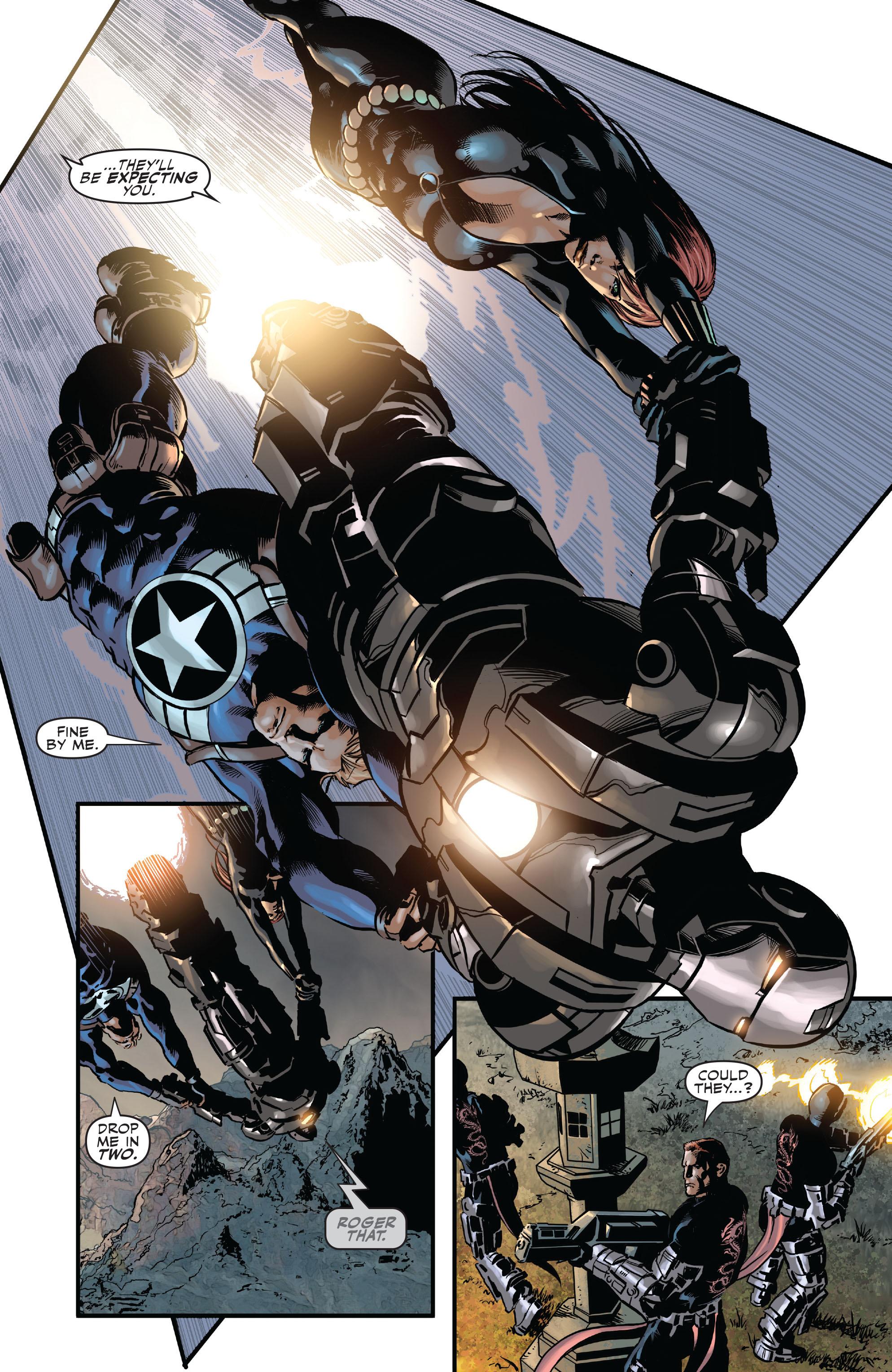 Read online Secret Avengers (2010) comic -  Issue #10 - 10