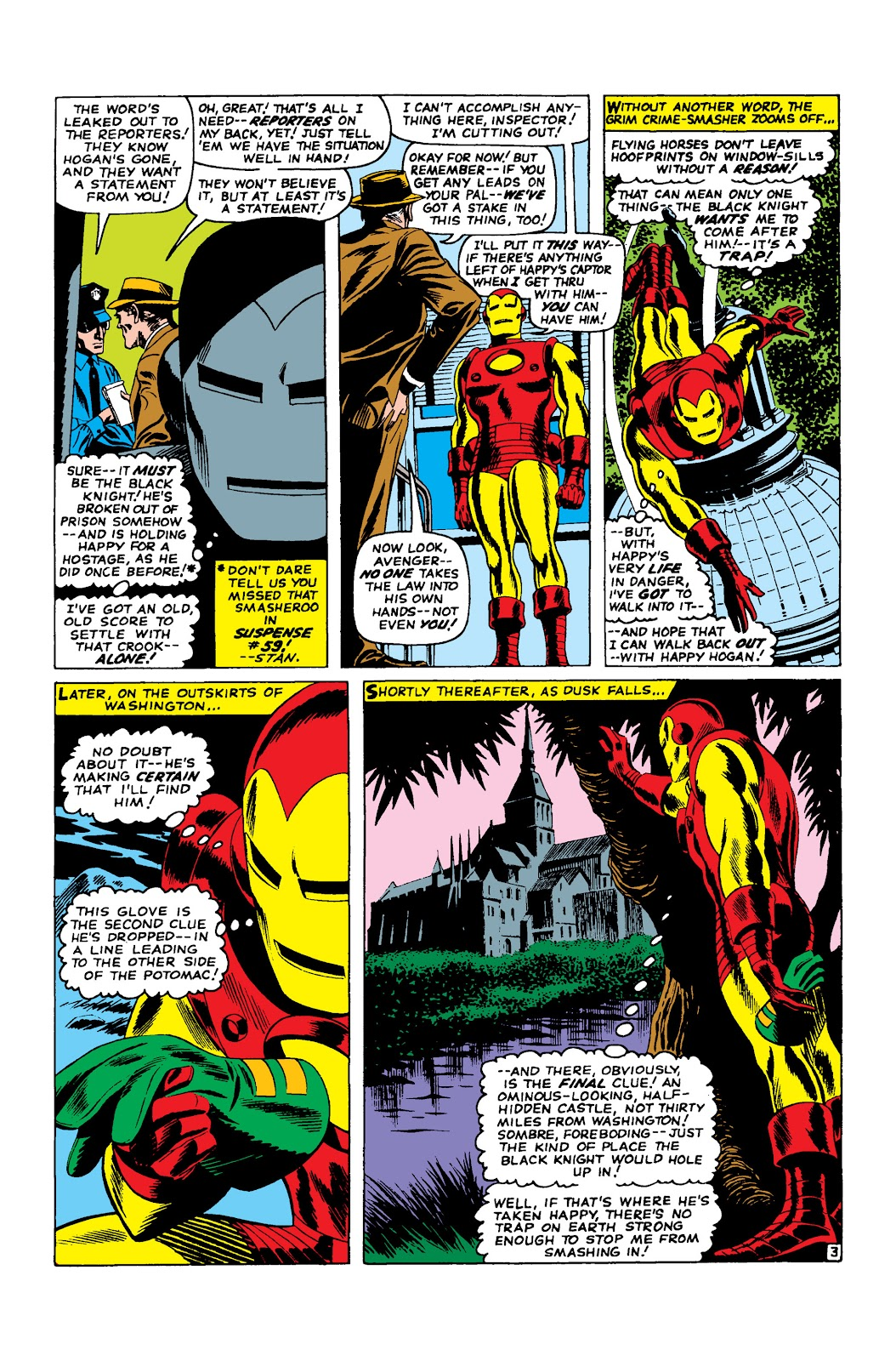 Read online Marvel Masterworks: The Invincible Iron Man comic -  Issue # TPB 3 (Part 2) - 67