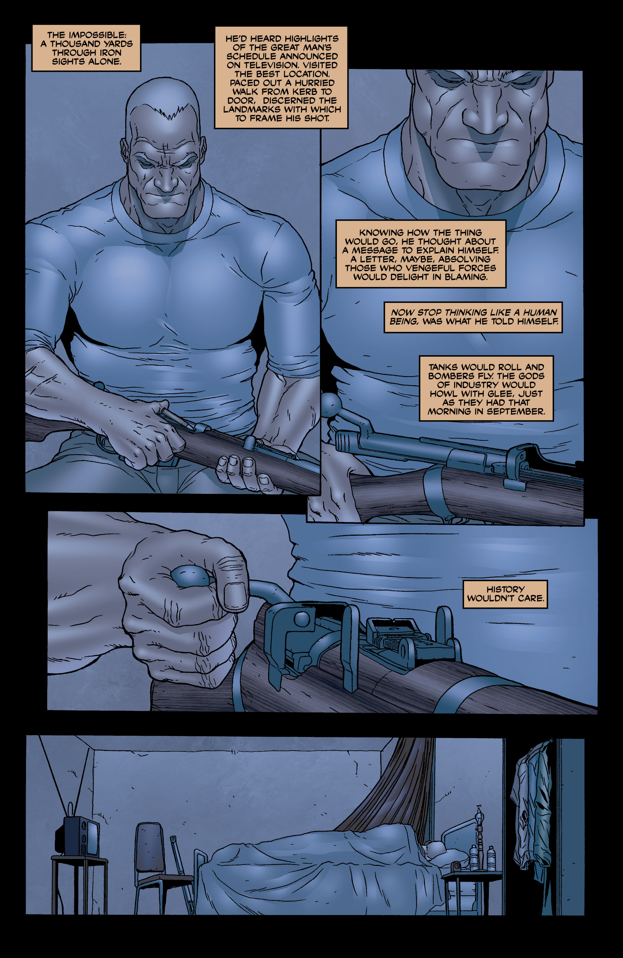 Read online 303 comic -  Issue #6 - 15