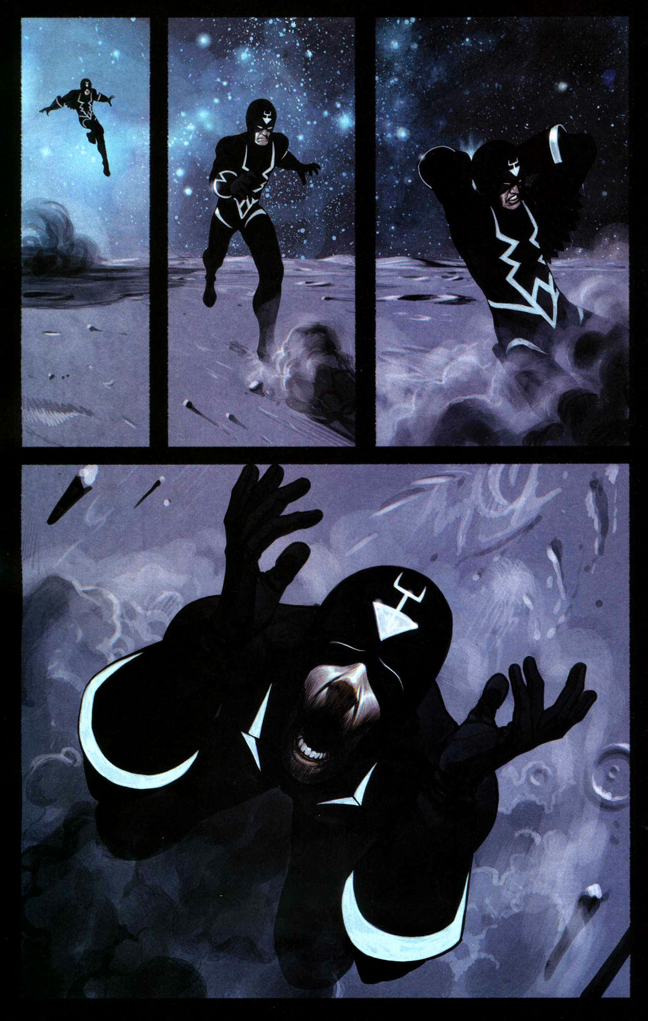 Read online Silent War comic -  Issue #4 - 13