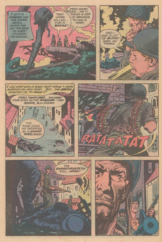Read online Sgt. Rock comic -  Issue #348 - 7