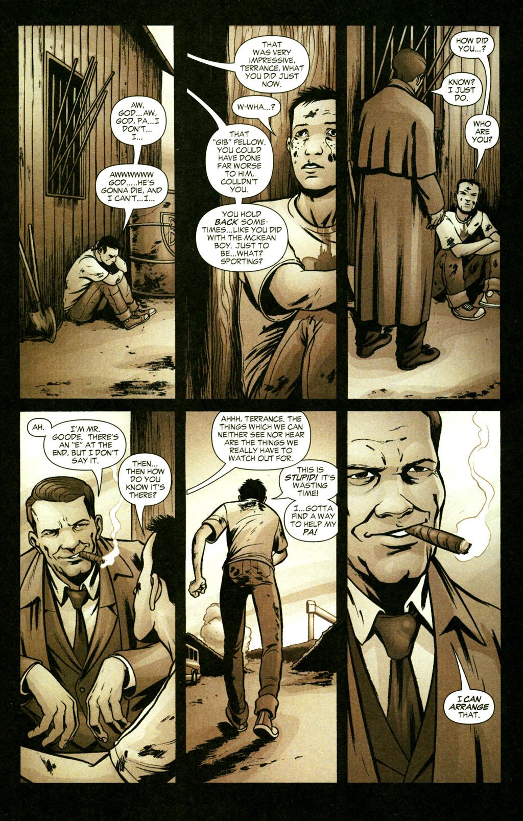 Read online Fallen Angel (2003) comic -  Issue #16 - 4