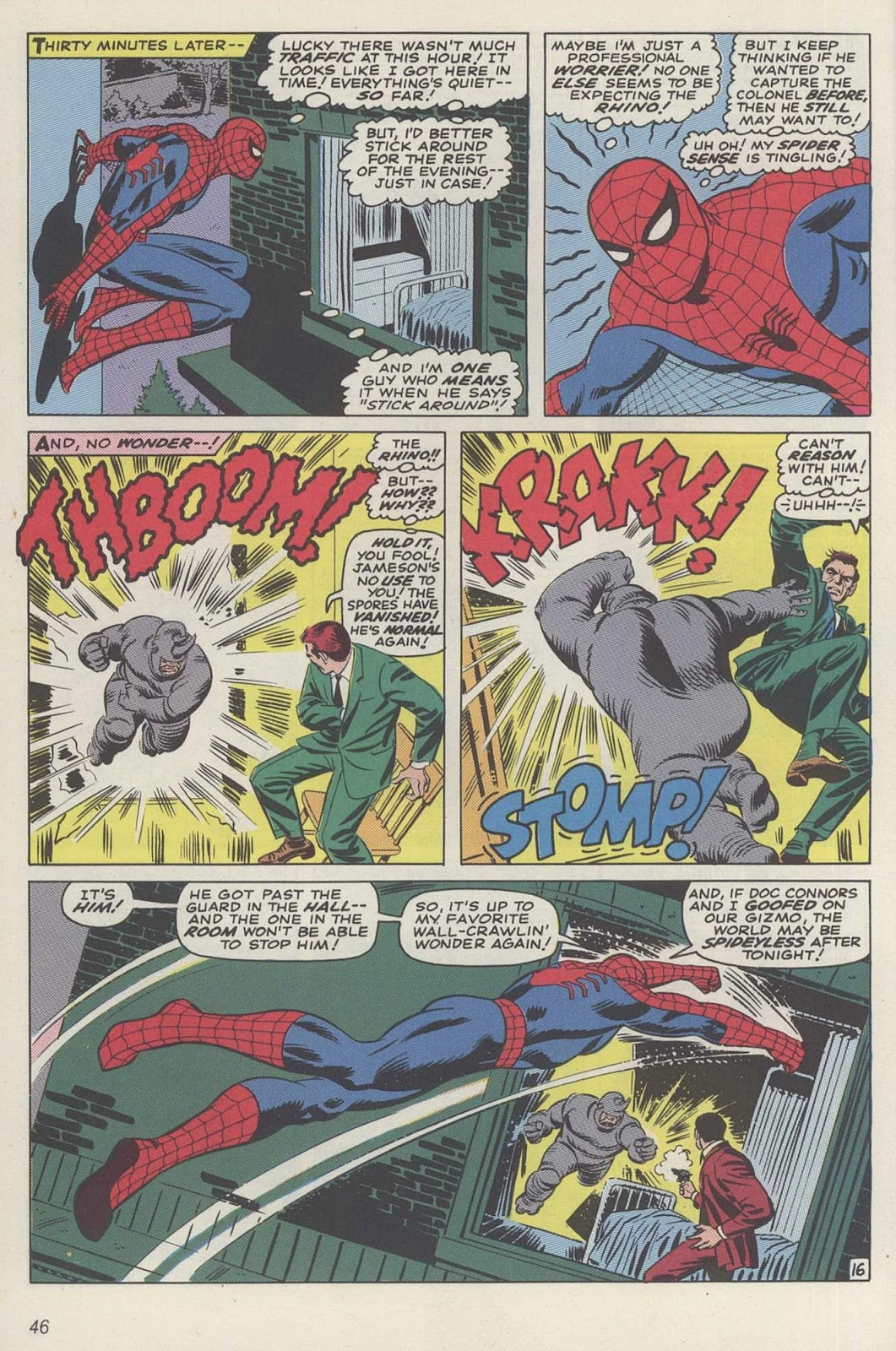 The Amazing Spider-Man (1979) issue TPB - Page 48