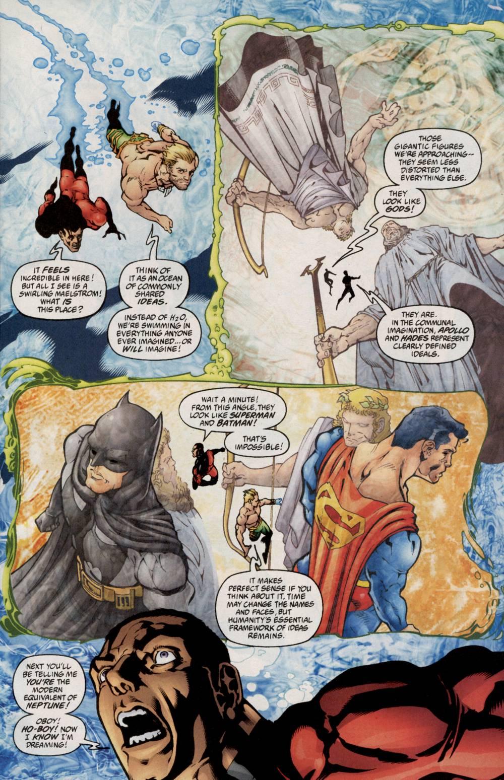 Read online Aquaman (2003) comic -  Issue #5 - 12