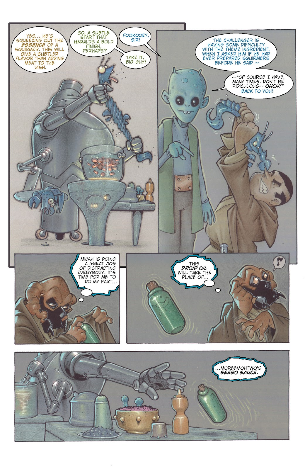 Read online Star Wars Legends: Rise of the Sith - Epic Collection comic -  Issue # TPB 1 (Part 5) - 75