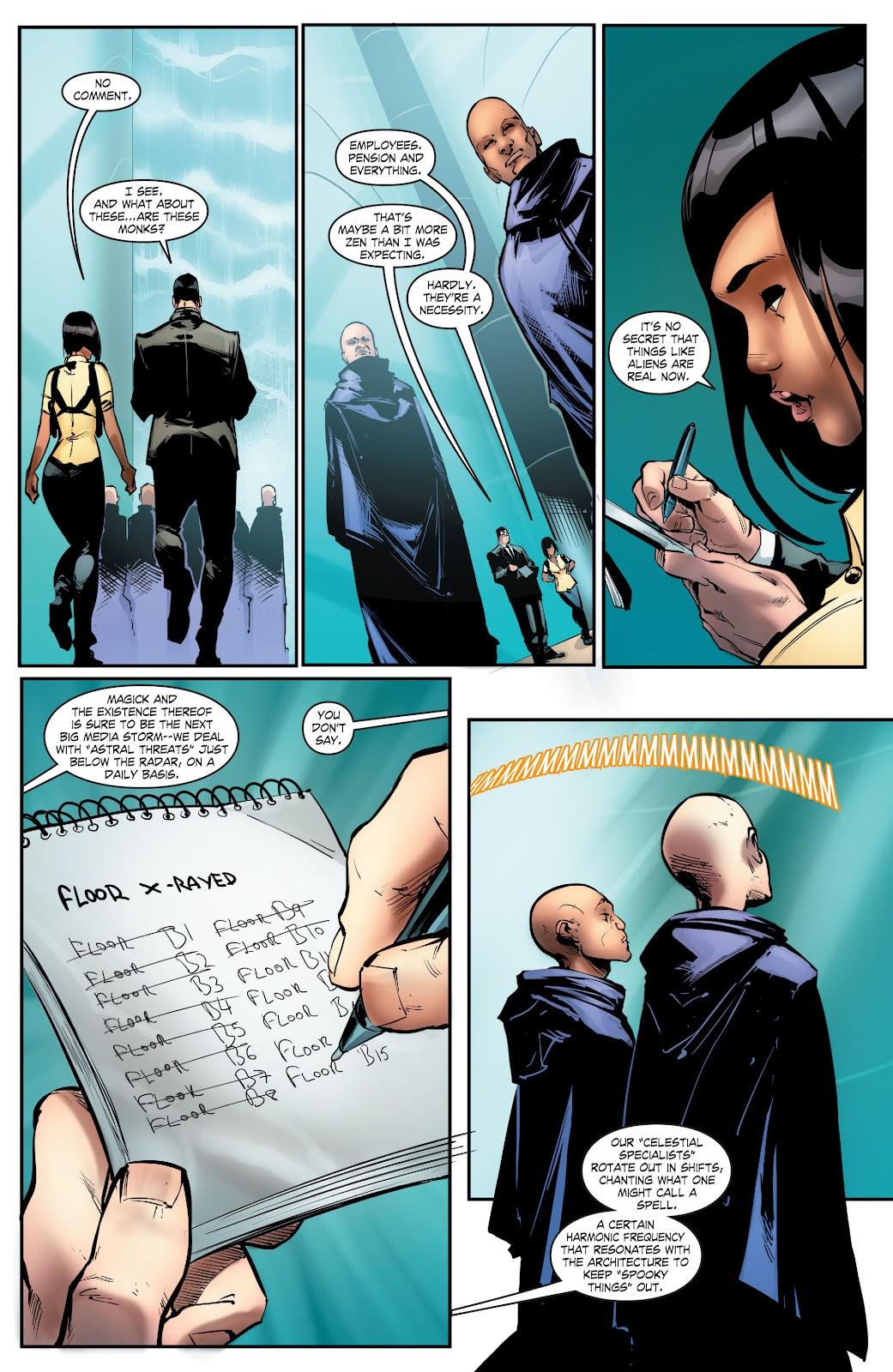 Read online Smallville Season 11 [II] comic -  Issue # TPB 5 - 76