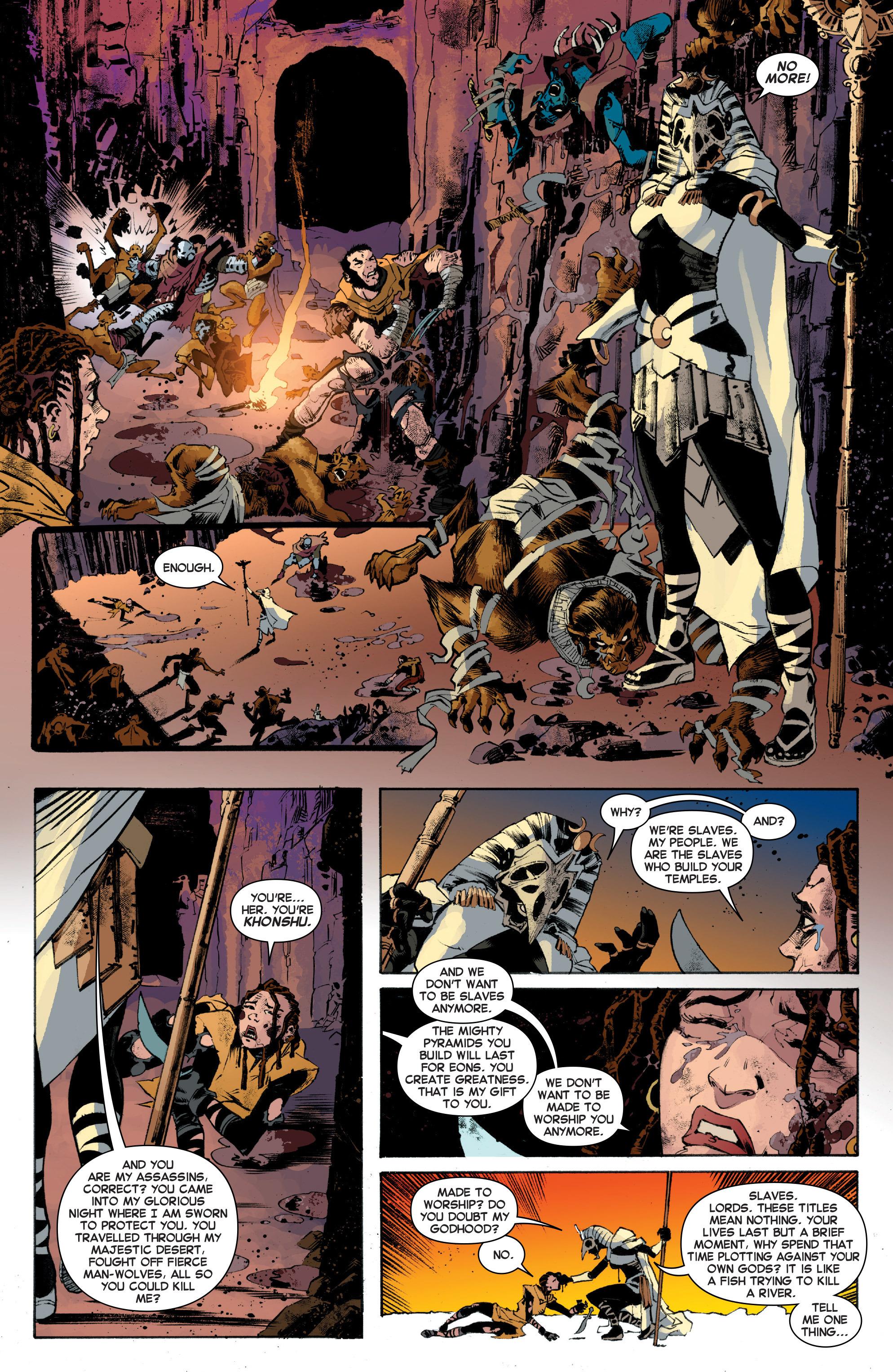 Read online Secret Wars Journal/Battleworld comic -  Issue # TPB - 22