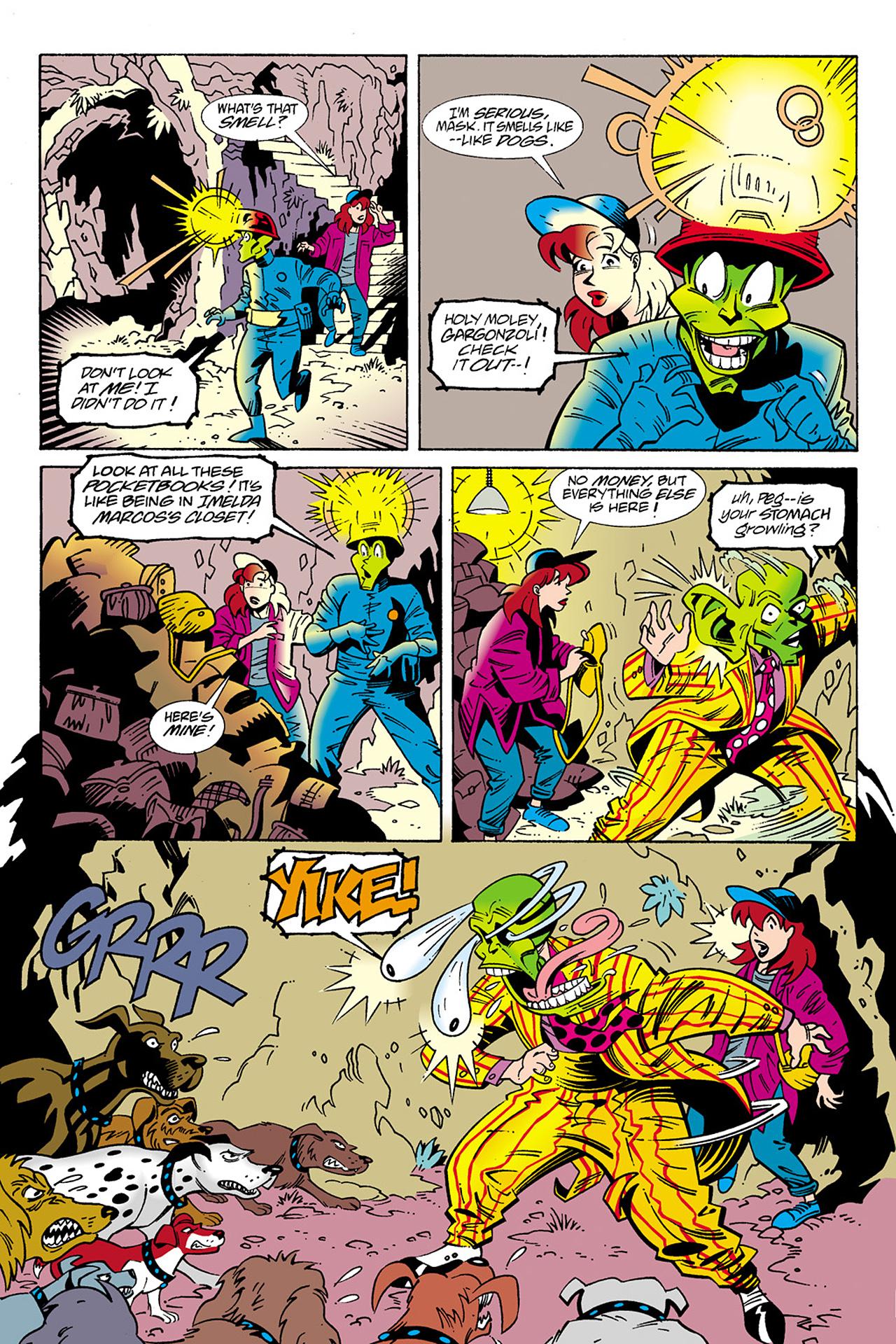 Read online Adventures Of The Mask Omnibus comic -  Issue #Adventures Of The Mask Omnibus Full - 124