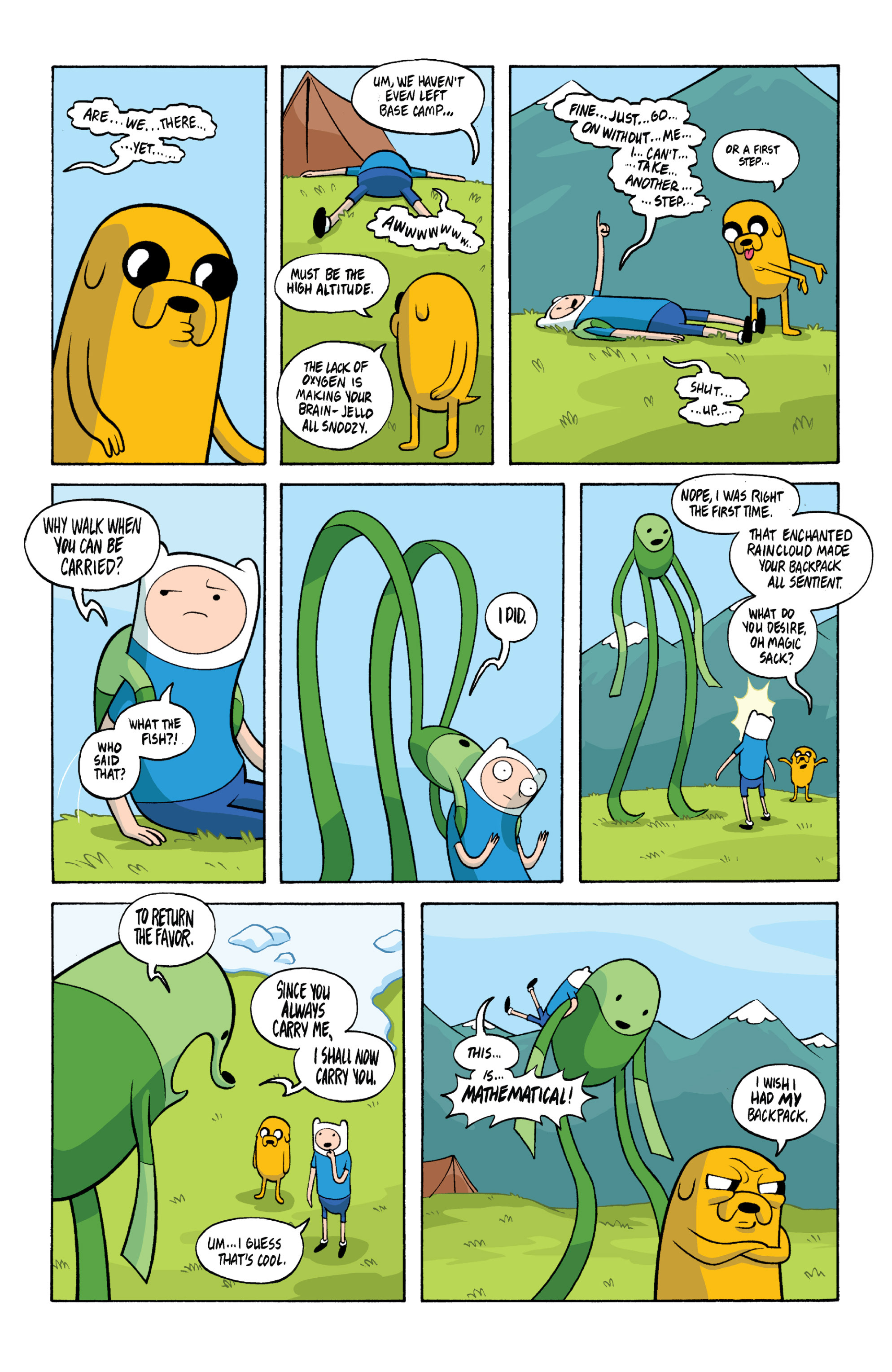 Read online Adventure Time comic -  Issue #Adventure Time _Annual 1 - 24