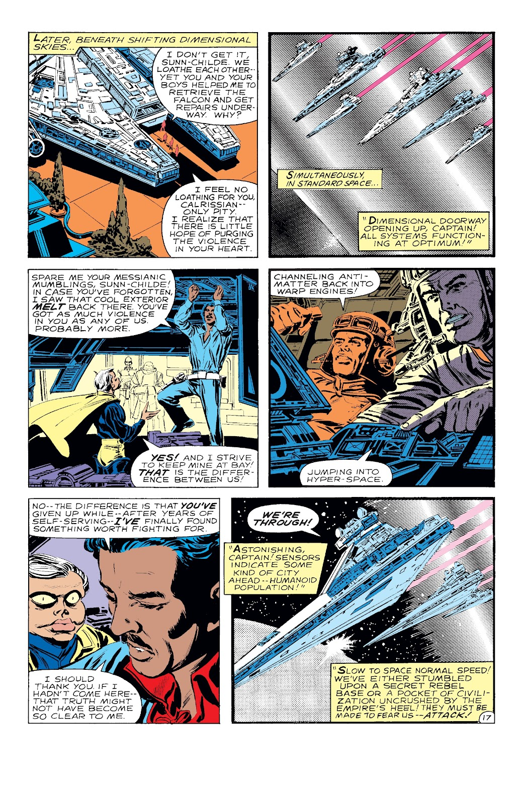 Read online Star Wars Legends: The Original Marvel Years - Epic Collection comic -  Issue # TPB 3 (Part 2) - 53