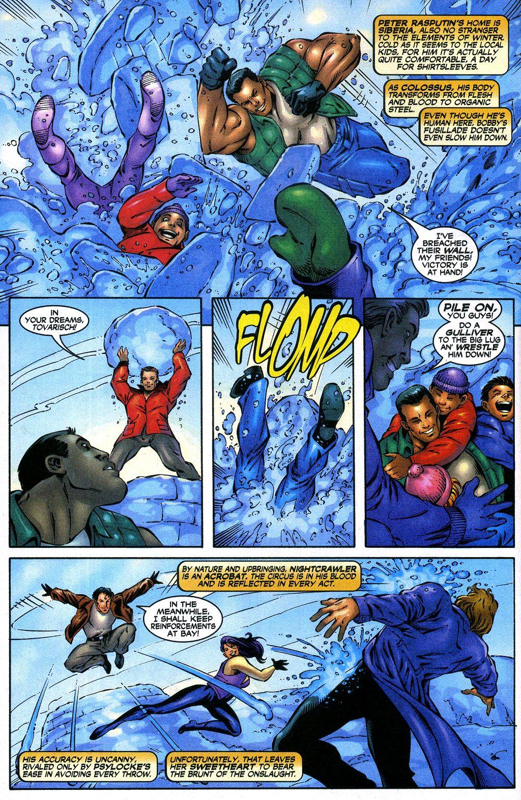 X-Men (1991) 109 Page 3