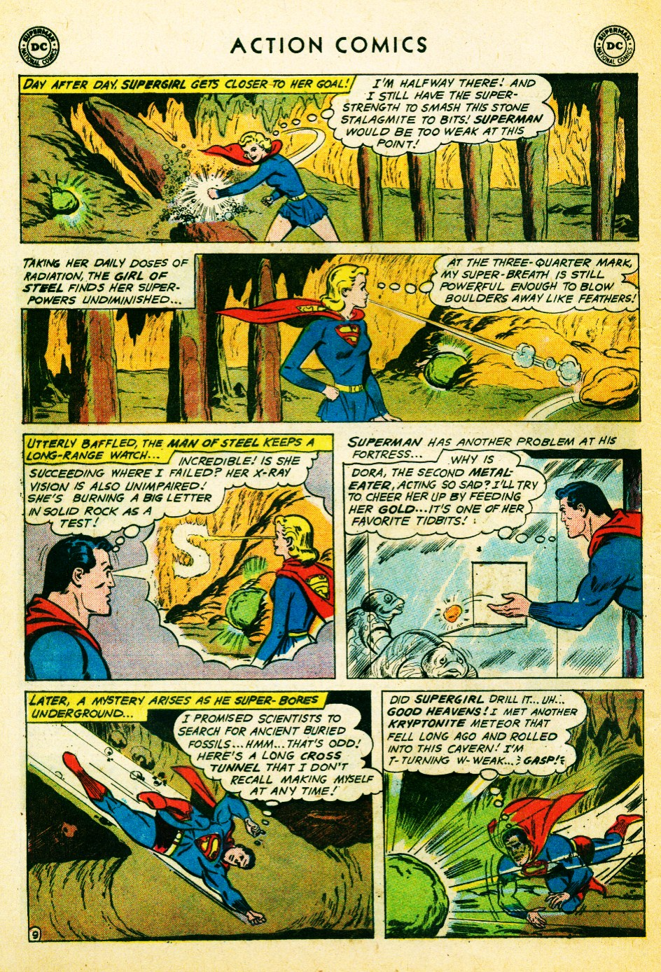 Read online Action Comics (1938) comic -  Issue #262 - 28