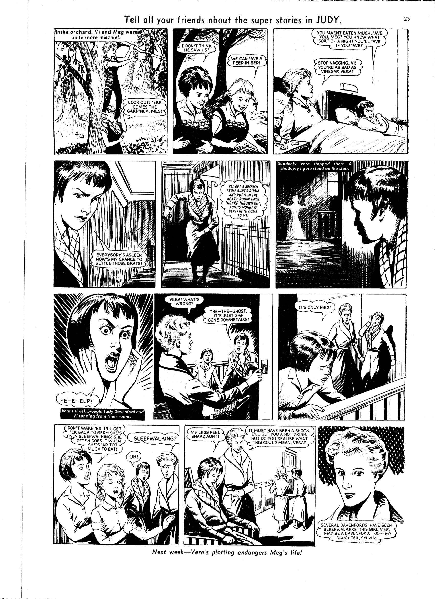 Read online Judy comic -  Issue #60 - 25