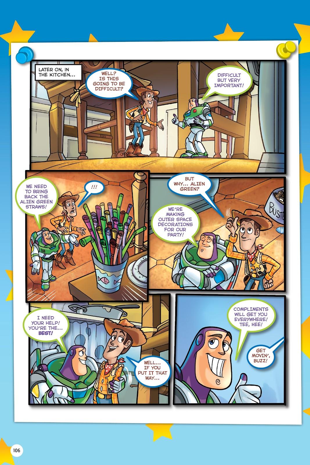 Read online DISNEY·PIXAR Toy Story Adventures comic -  Issue # TPB 1 (Part 2) - 6